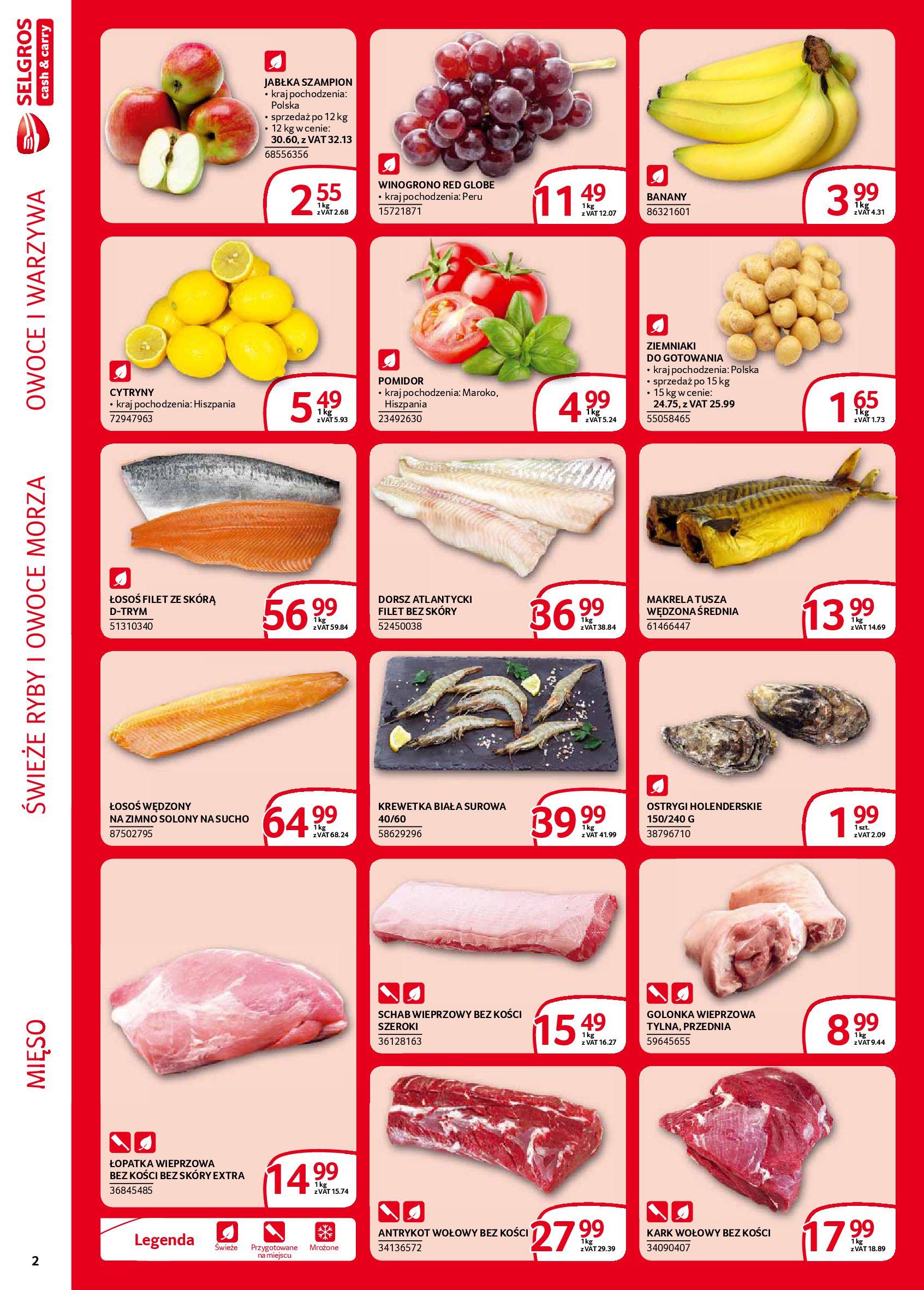 Gazetka Selgros - Extra oferta-05.02.2020-19.02.2020-page-2