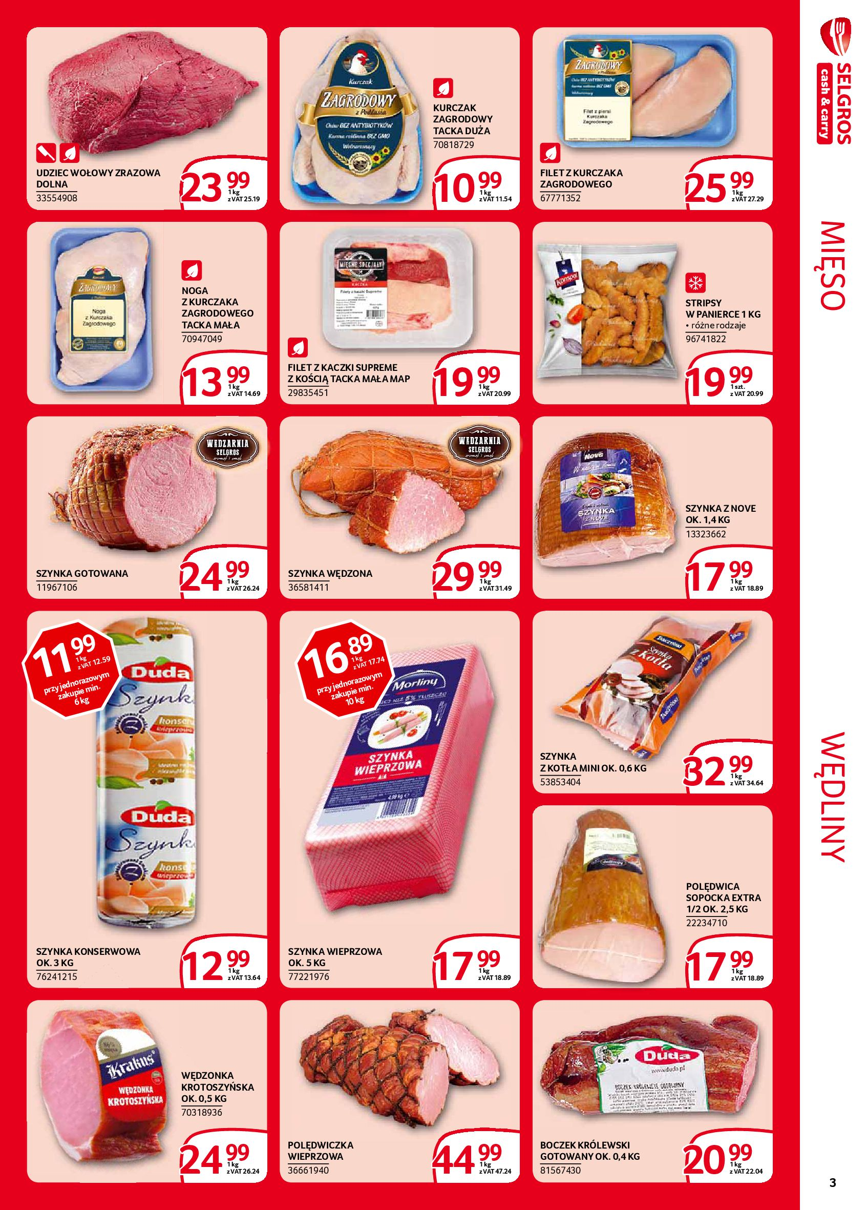 Gazetka Selgros - Extra oferta-05.02.2020-19.02.2020-page-3