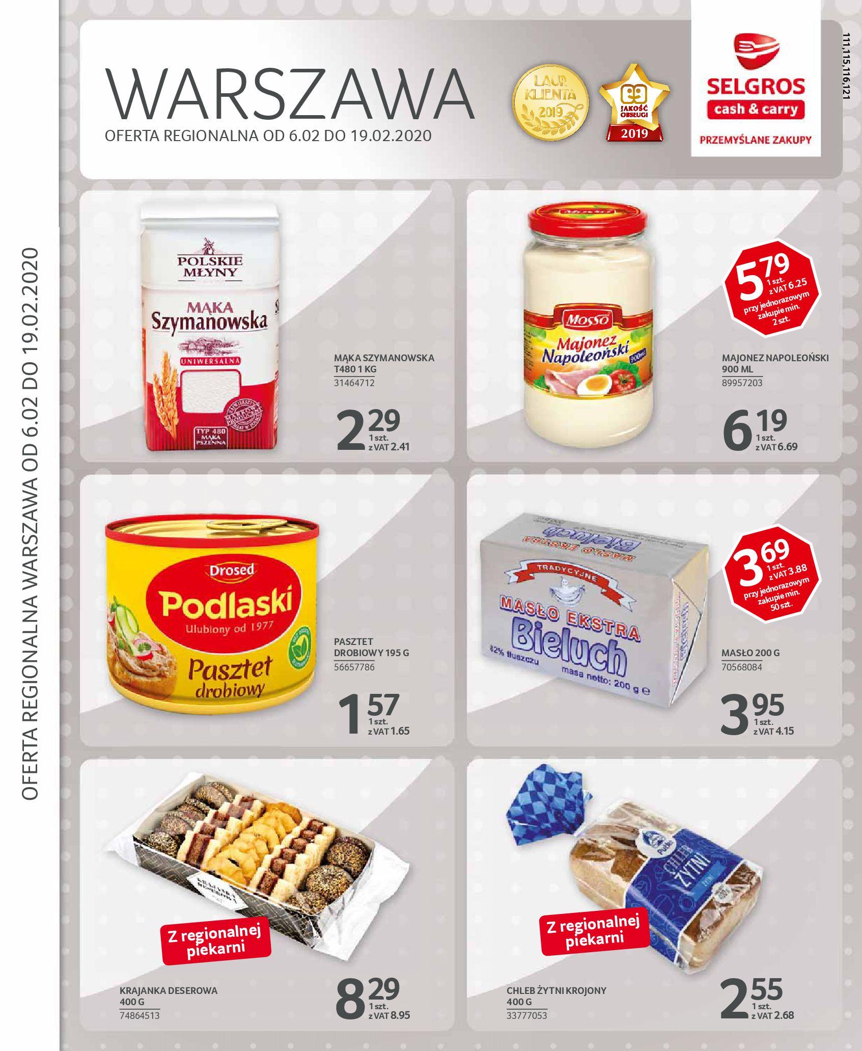 Gazetka Selgros - Extra oferta-05.02.2020-19.02.2020-page-30