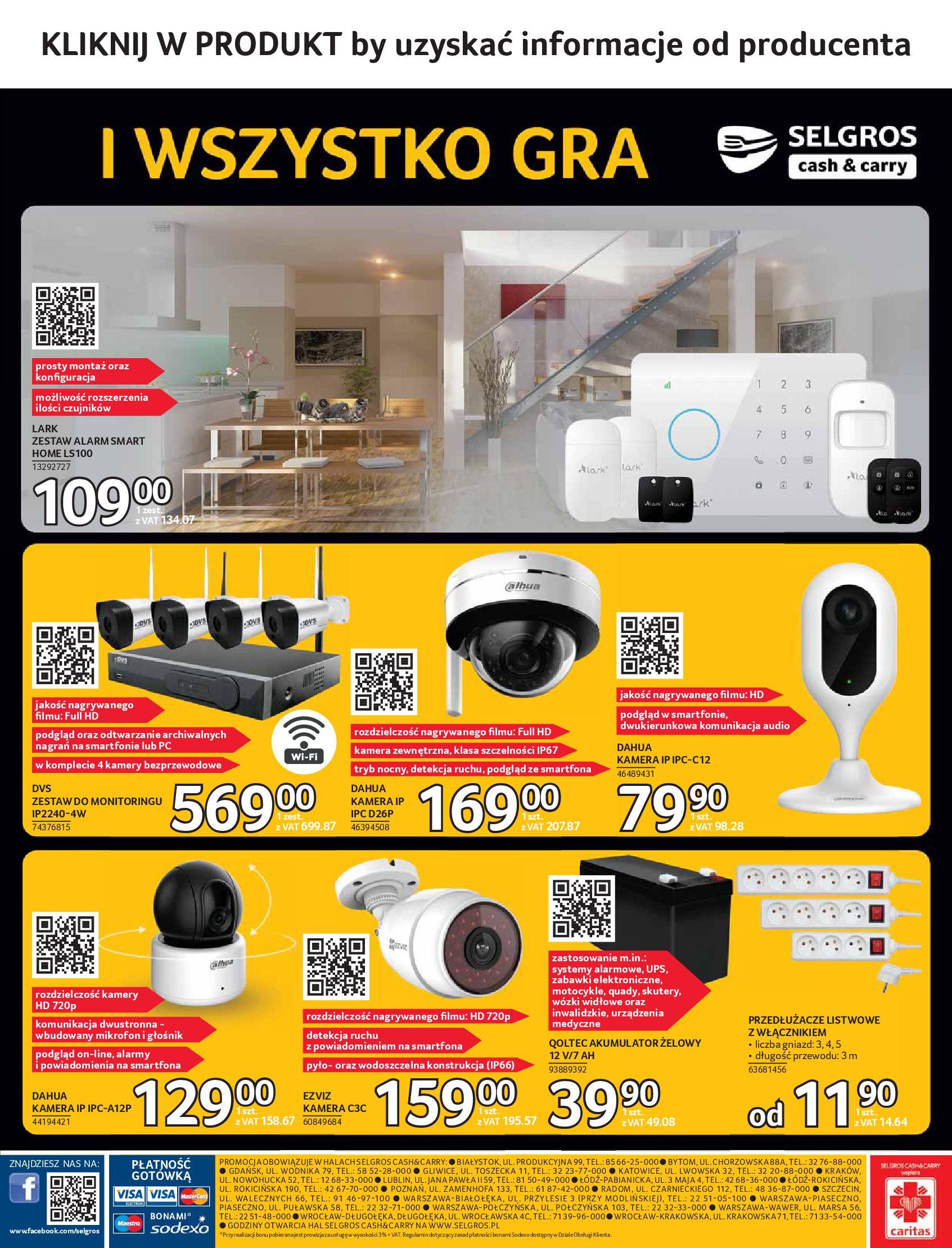 Gazetka Selgros - Katalog elektro-05.06.2019-19.06.2019-page-