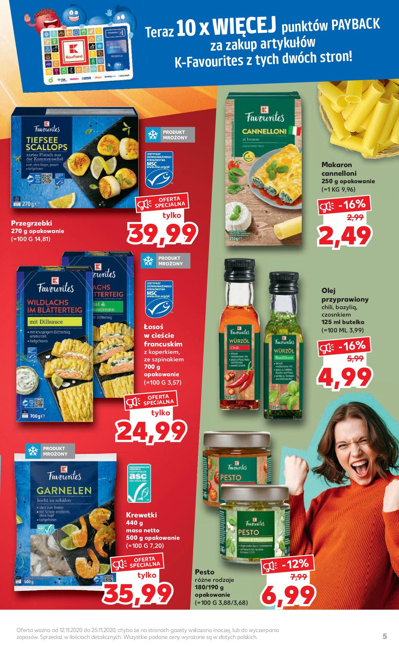 Gazetka Kaufland - Katalog MARKI-11.11.2020-25.11.2020-page-5