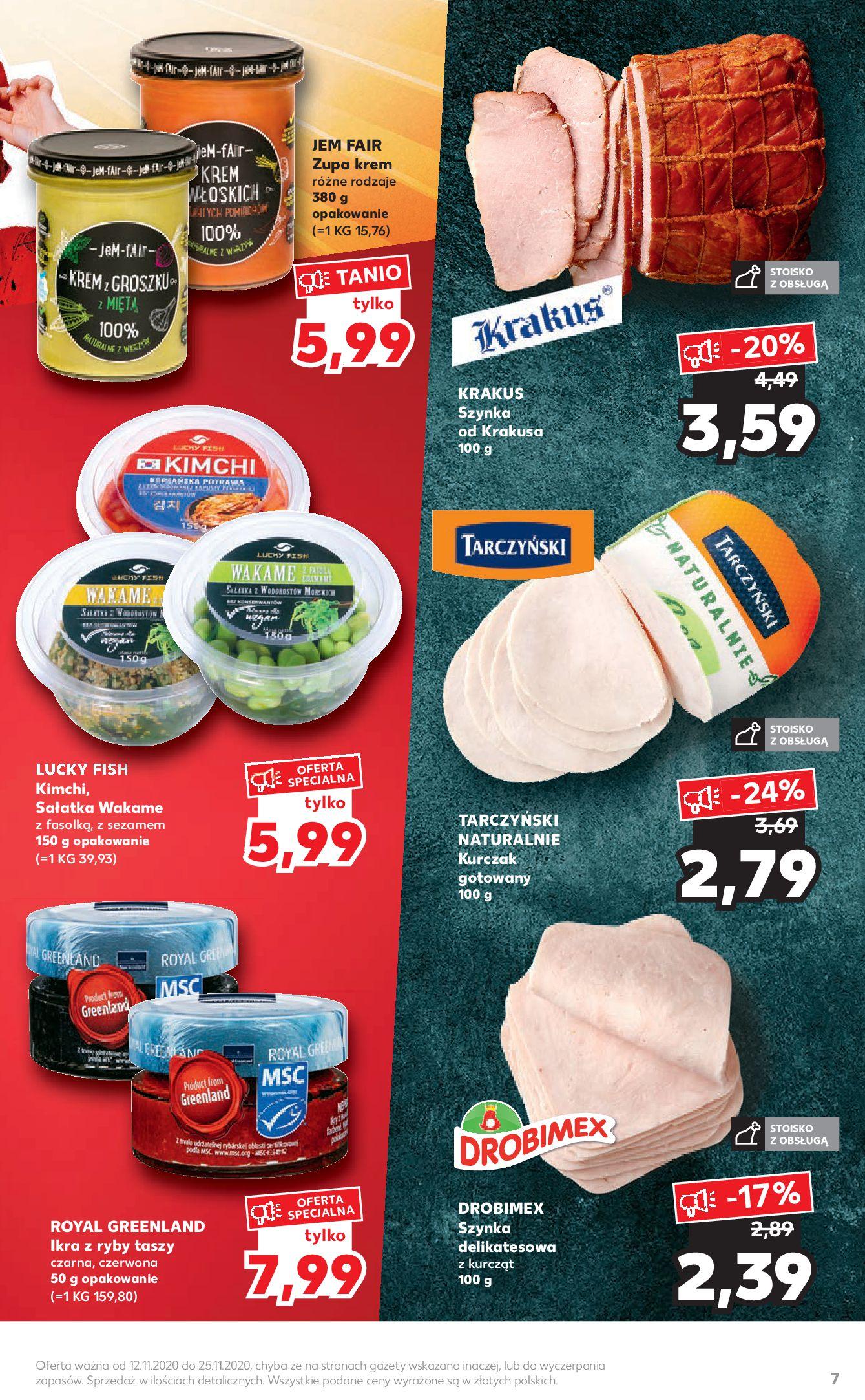Gazetka Kaufland - Katalog MARKI-11.11.2020-25.11.2020-page-7