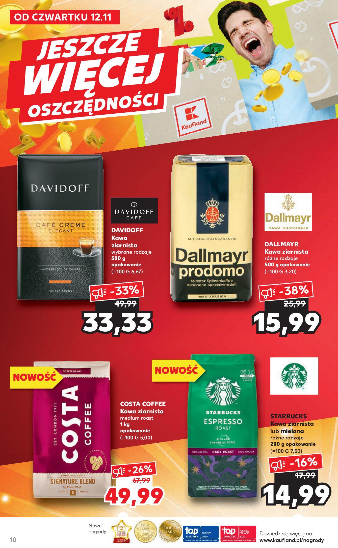 Gazetka Kaufland - Katalog MARKI-11.11.2020-25.11.2020-page-10