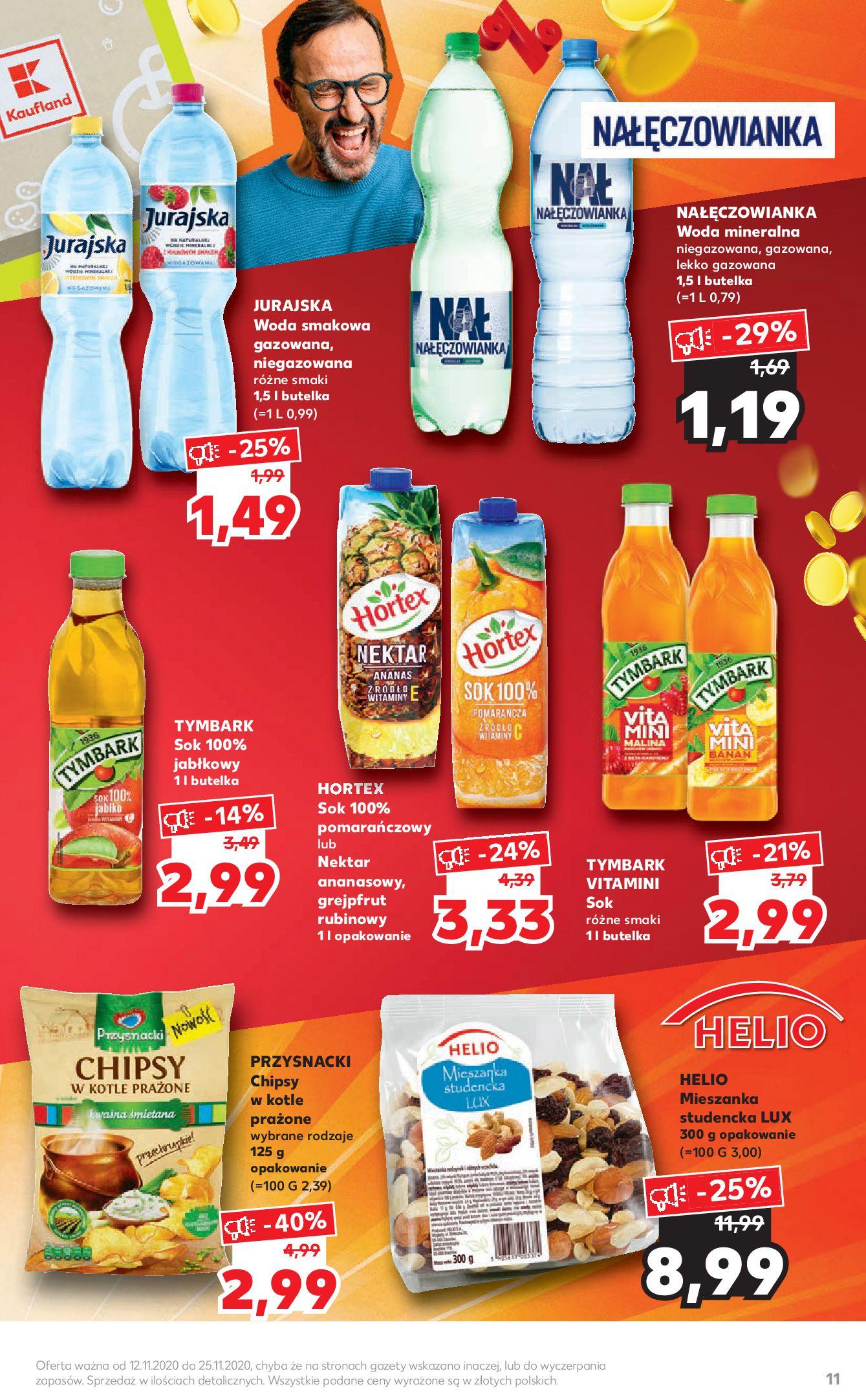 Gazetka Kaufland - Katalog MARKI-11.11.2020-25.11.2020-page-11