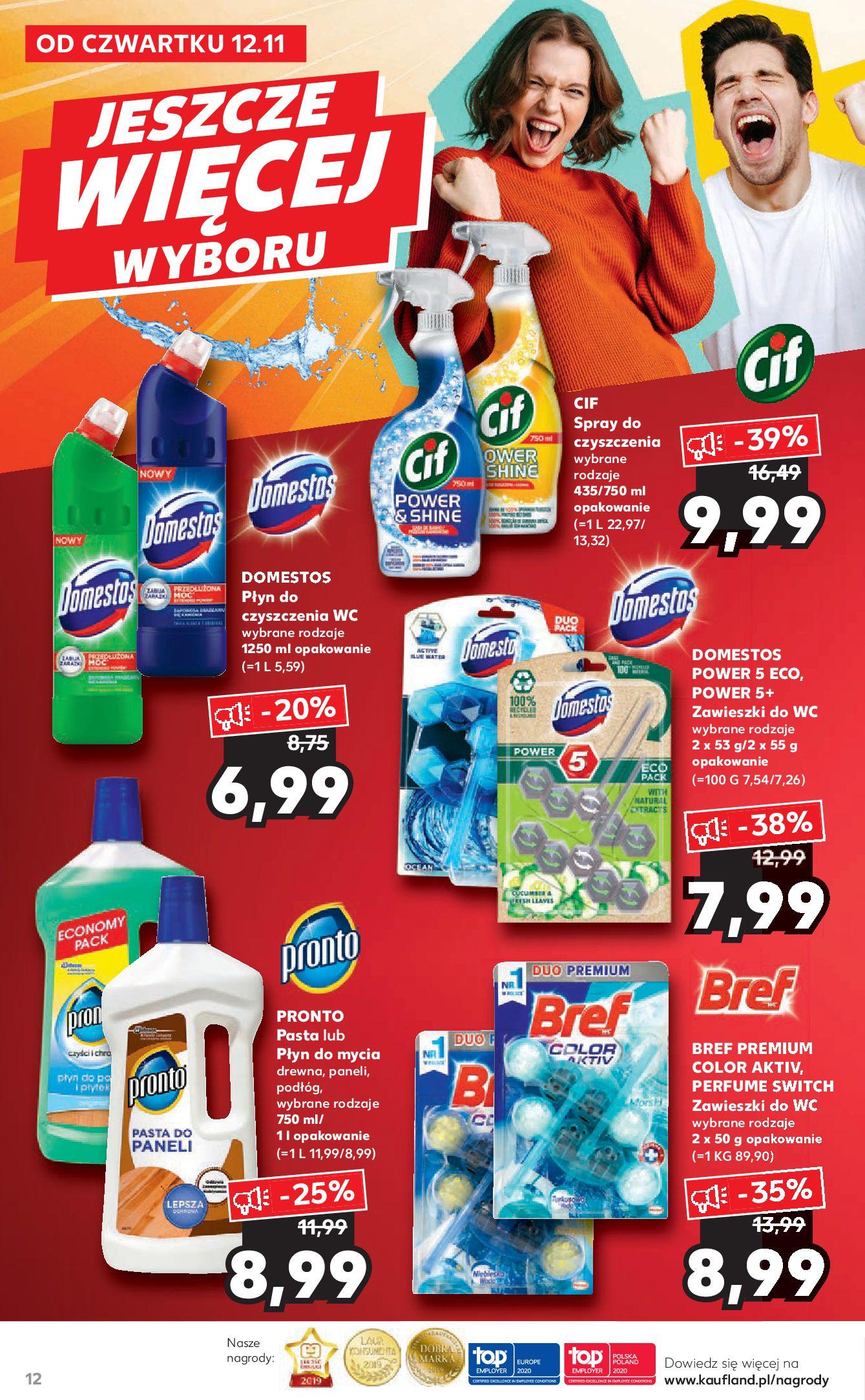 Gazetka Kaufland - Katalog MARKI-11.11.2020-25.11.2020-page-12
