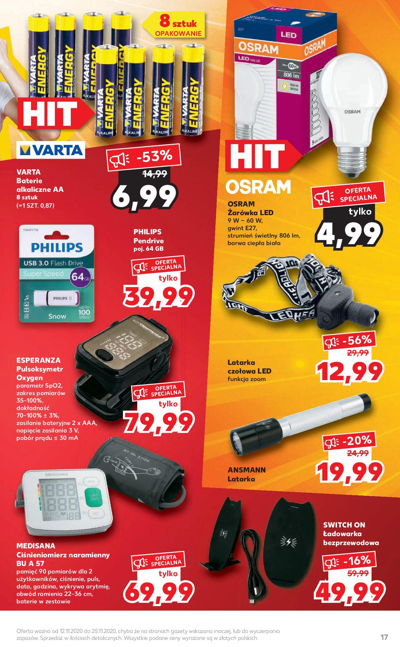 Gazetka Kaufland - Katalog MARKI-11.11.2020-25.11.2020-page-17