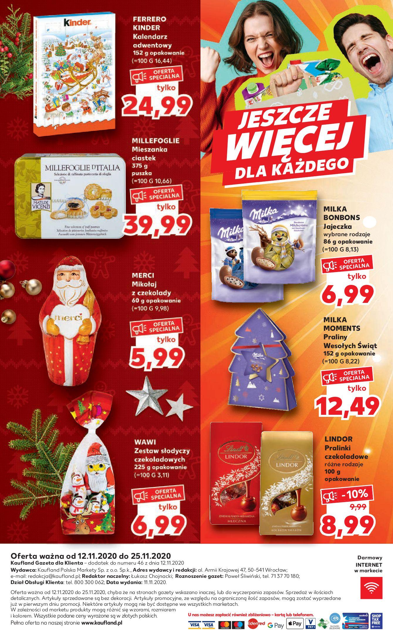 Gazetka Kaufland - Katalog MARKI-11.11.2020-25.11.2020-page-20