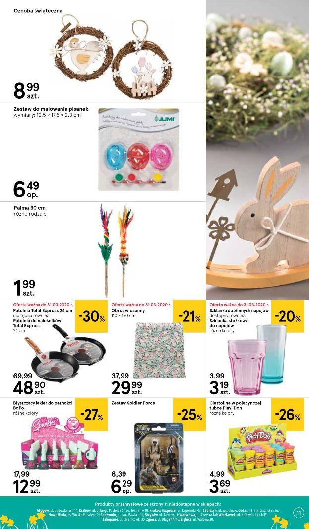 Gazetka Tesco Supermarket - Oferta promocyjna-25.03.2020-01.04.2020-page-11