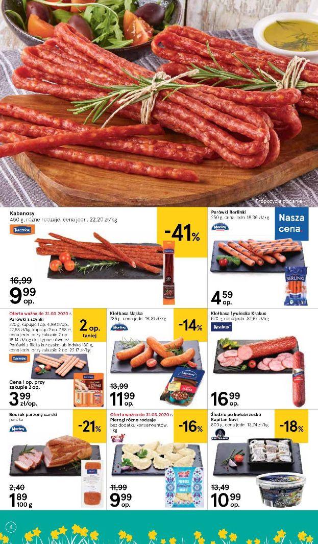 Gazetka Tesco Supermarket - Oferta promocyjna-25.03.2020-01.04.2020-page-4