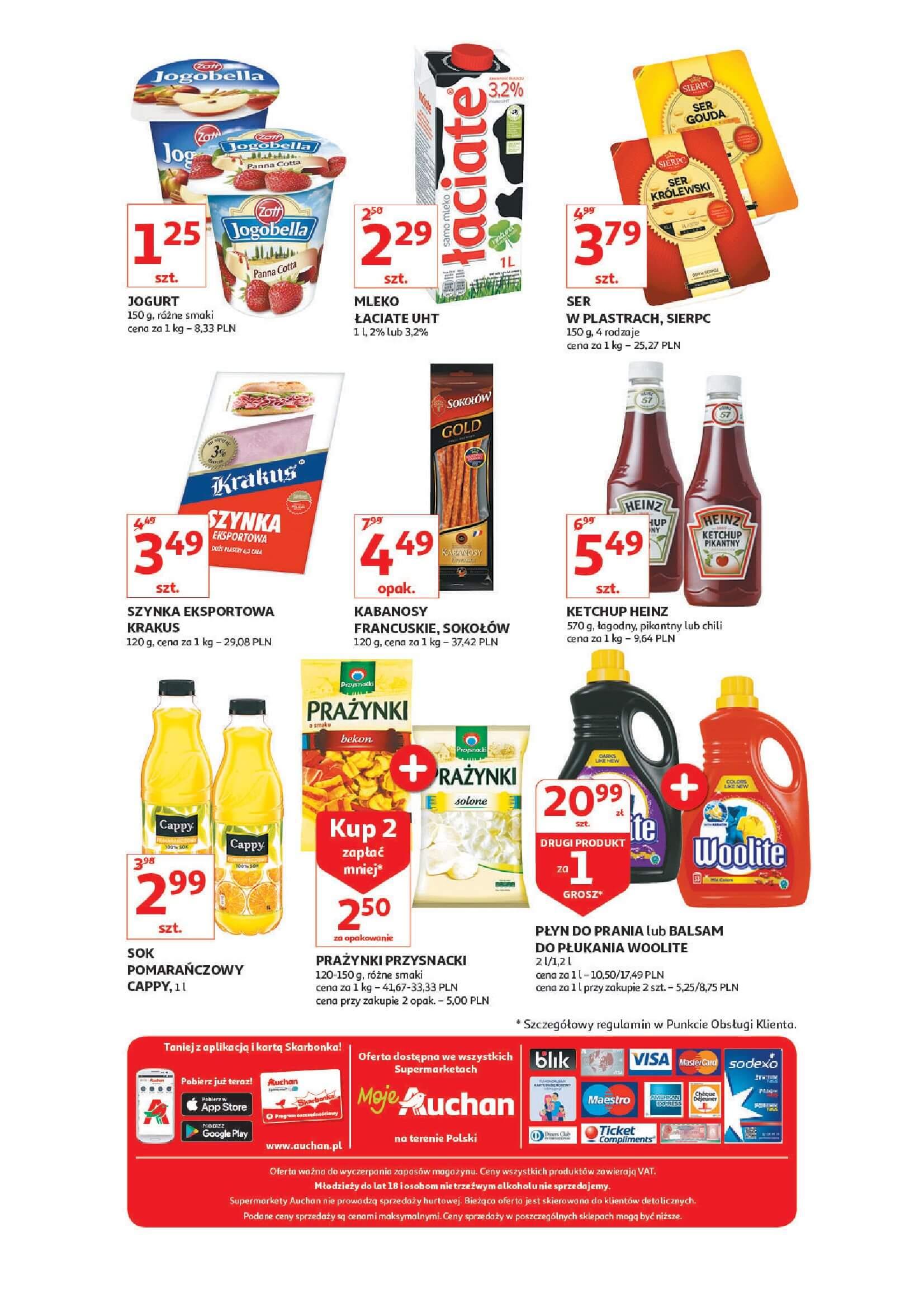 Gazetka Auchan - Moje Auchan-09.01.2019-16.01.2019-page-