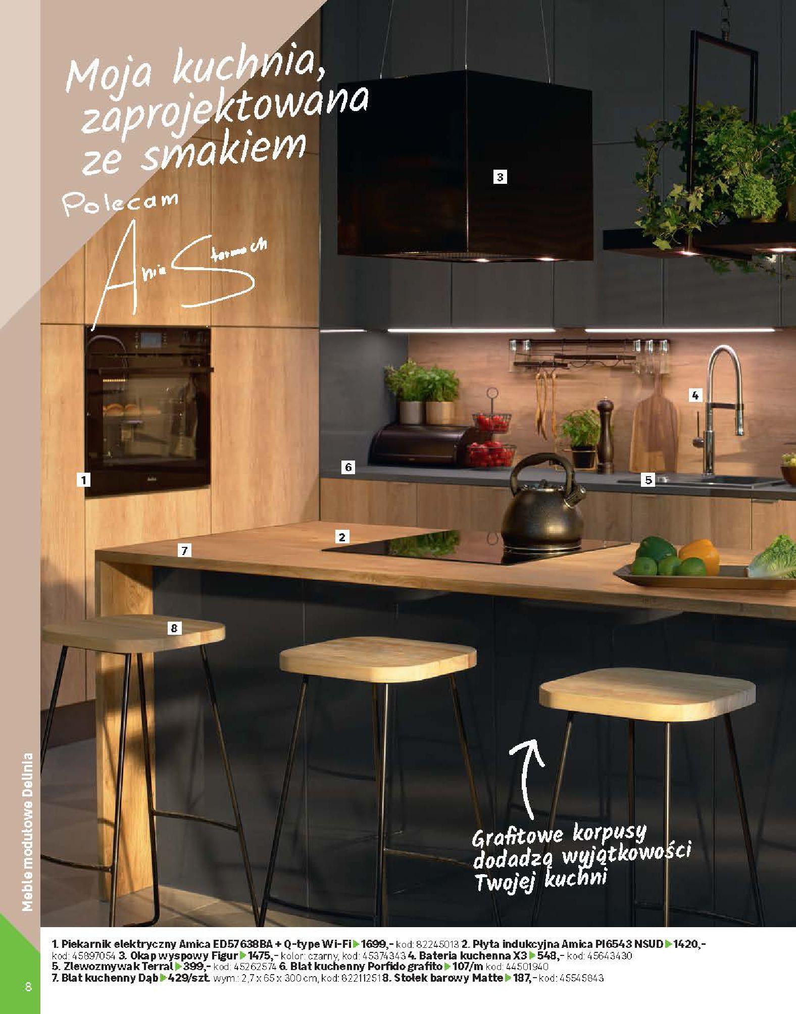 Gazetka Leroy Merlin Katalog 2019 Kuchnia łazienka