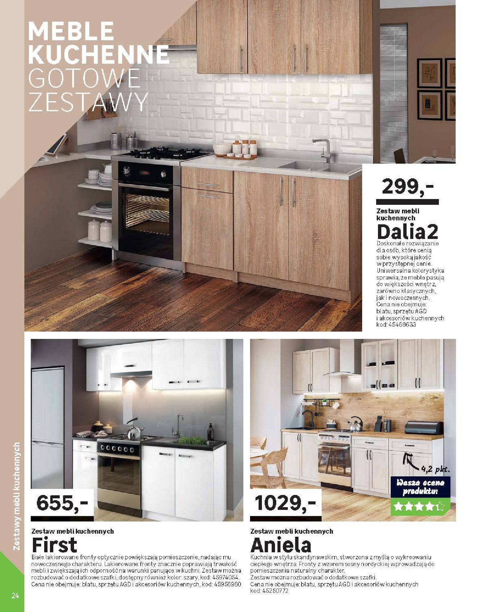 Gazetka Leroy Merlin Katalog 2019 Kuchnia Lazienka Pokoje Na
