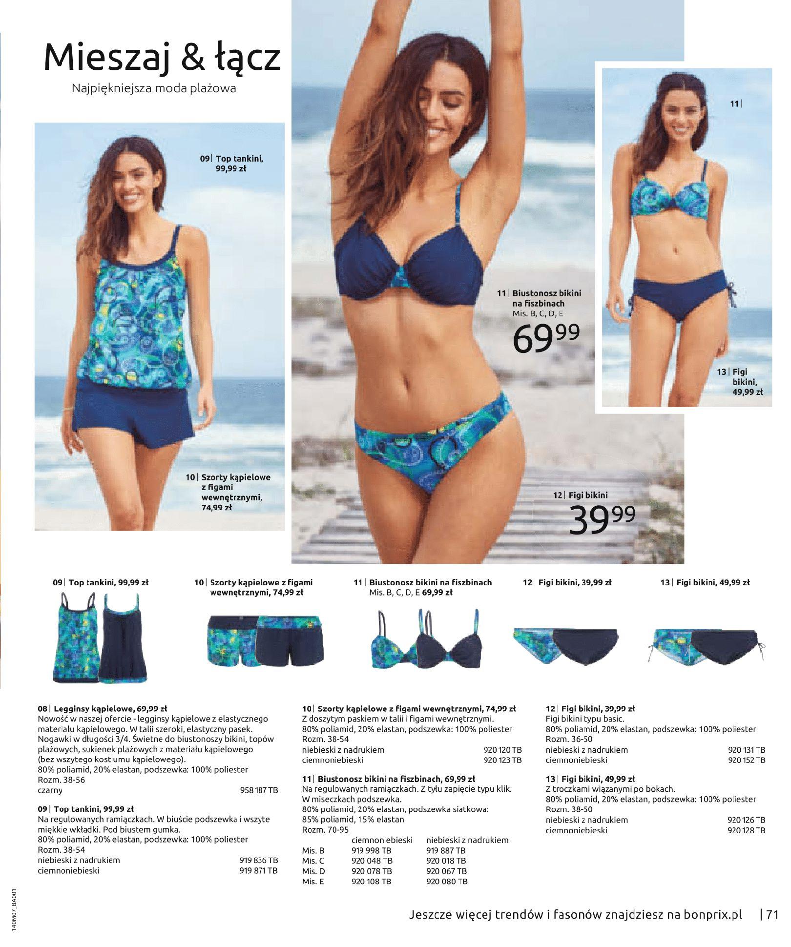 Gazetka Bonprix - Summer Update-02.07.2019-01.01.2020-page-73
