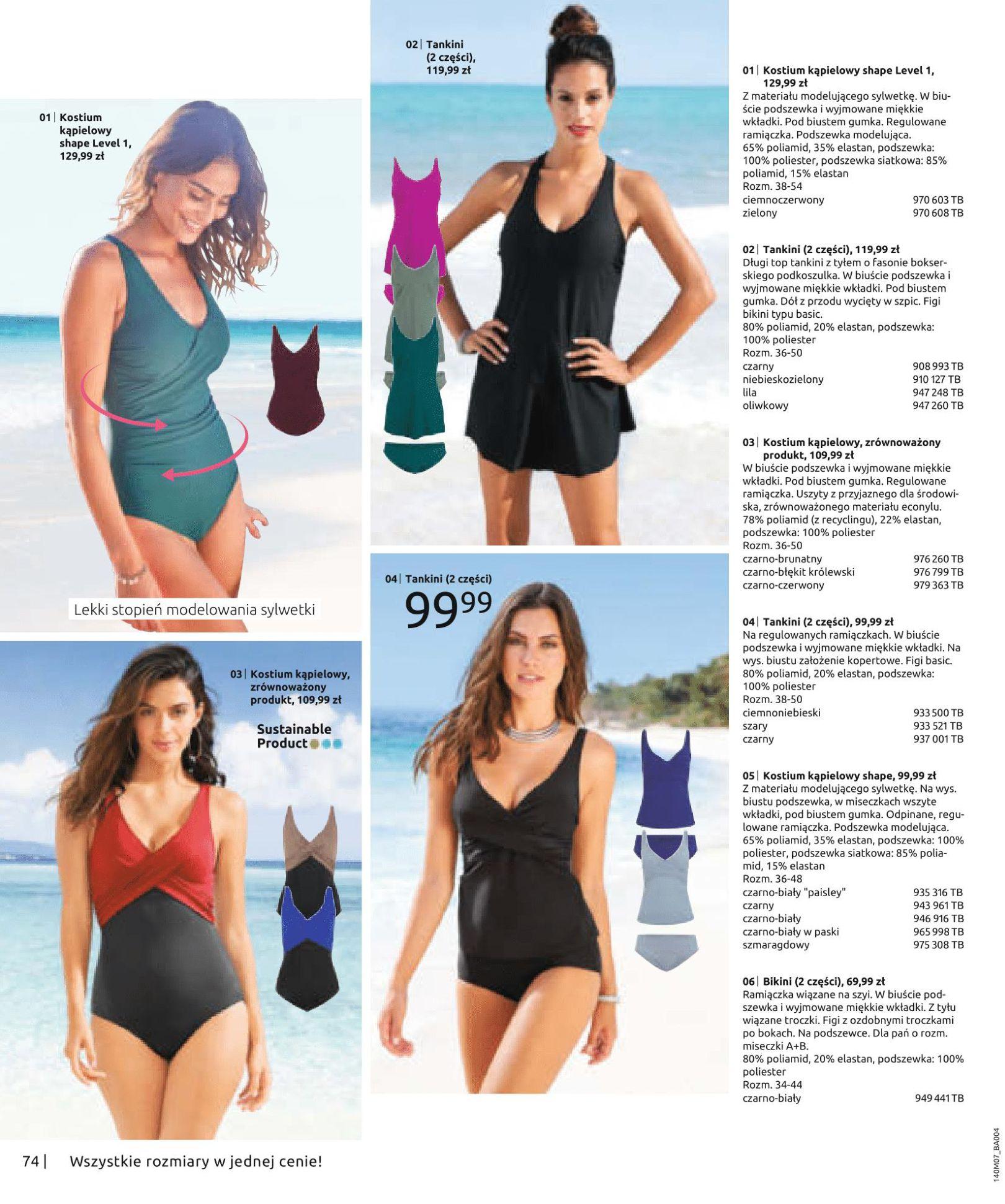 Gazetka Bonprix - Summer Update-02.07.2019-01.01.2020-page-76