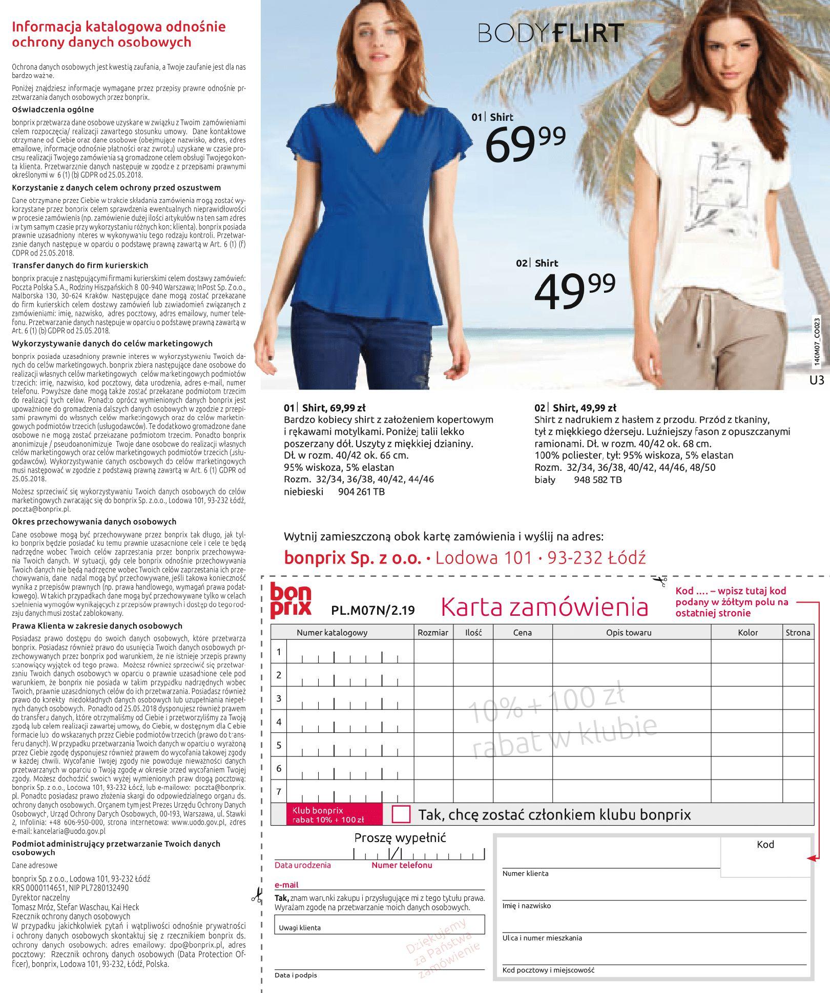 Gazetka Bonprix - Summer Update-02.07.2019-01.01.2020-page-99