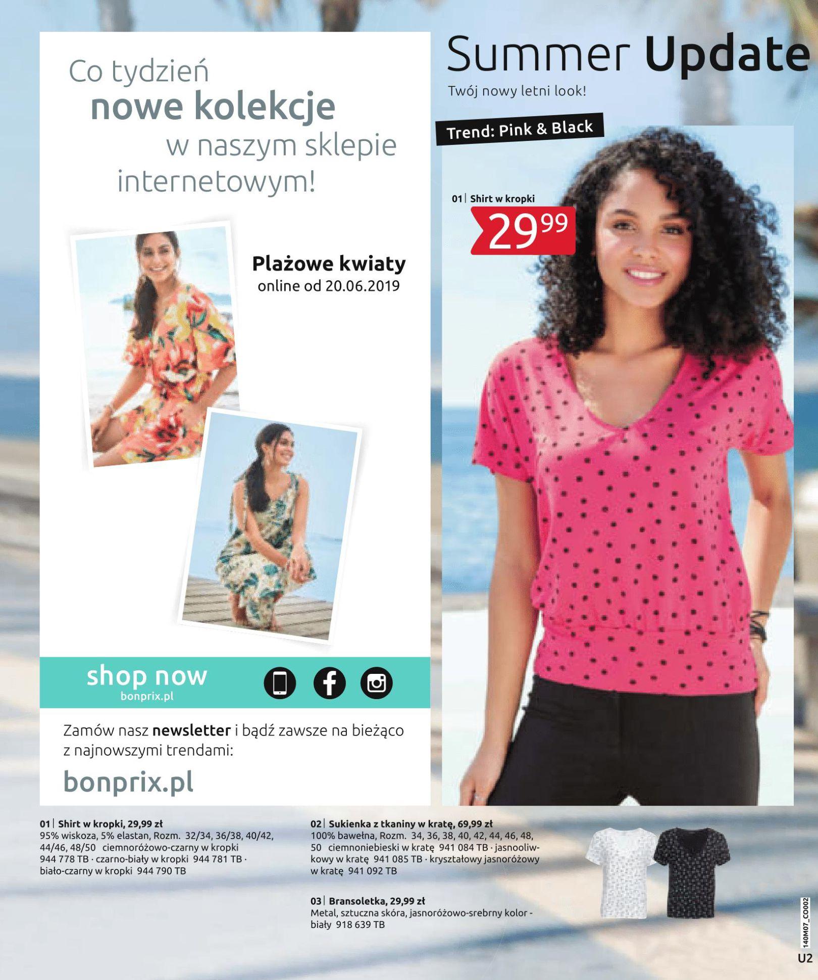Gazetka Bonprix - Summer Update-02.07.2019-01.01.2020-page-2