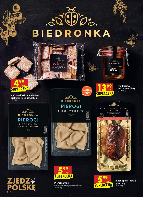 Gazetka Biedronka - ZJEDZaj POLSKĘ-12.02.2020-22.02.2020-page-14