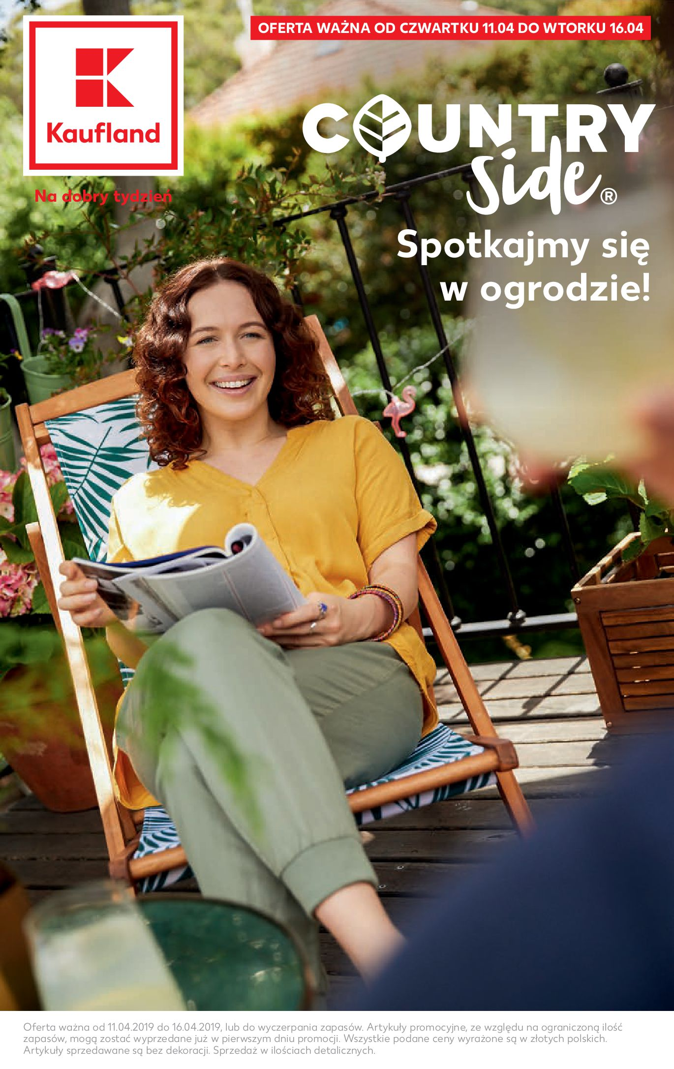 Gazetka Kaufland - Spotkajmy się w ogrodzie!-10.04.2019-16.04.2019-page-
