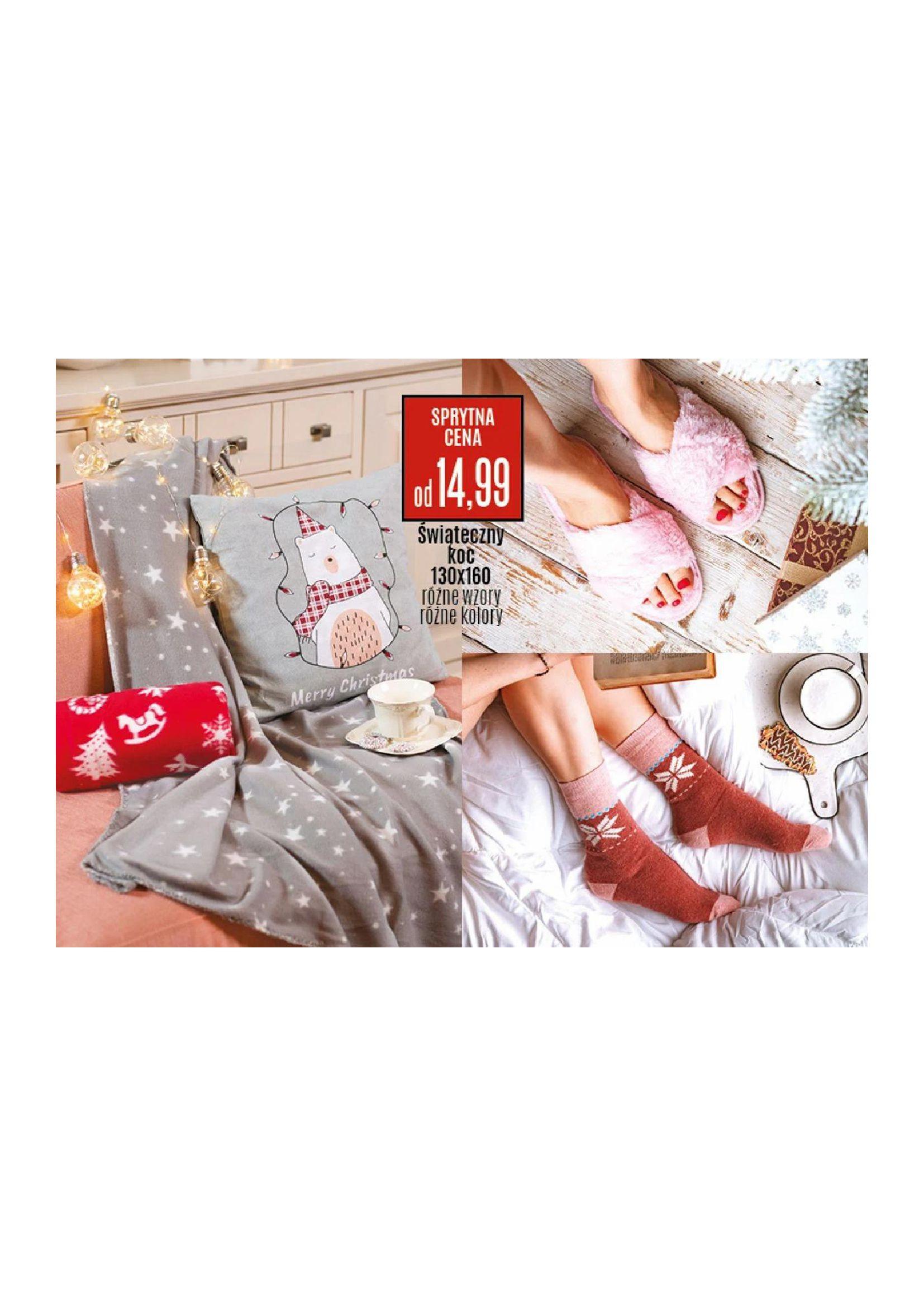 Gazetka TXM textilmarket: Katalog Świąteczny 2020-11-10 page-11