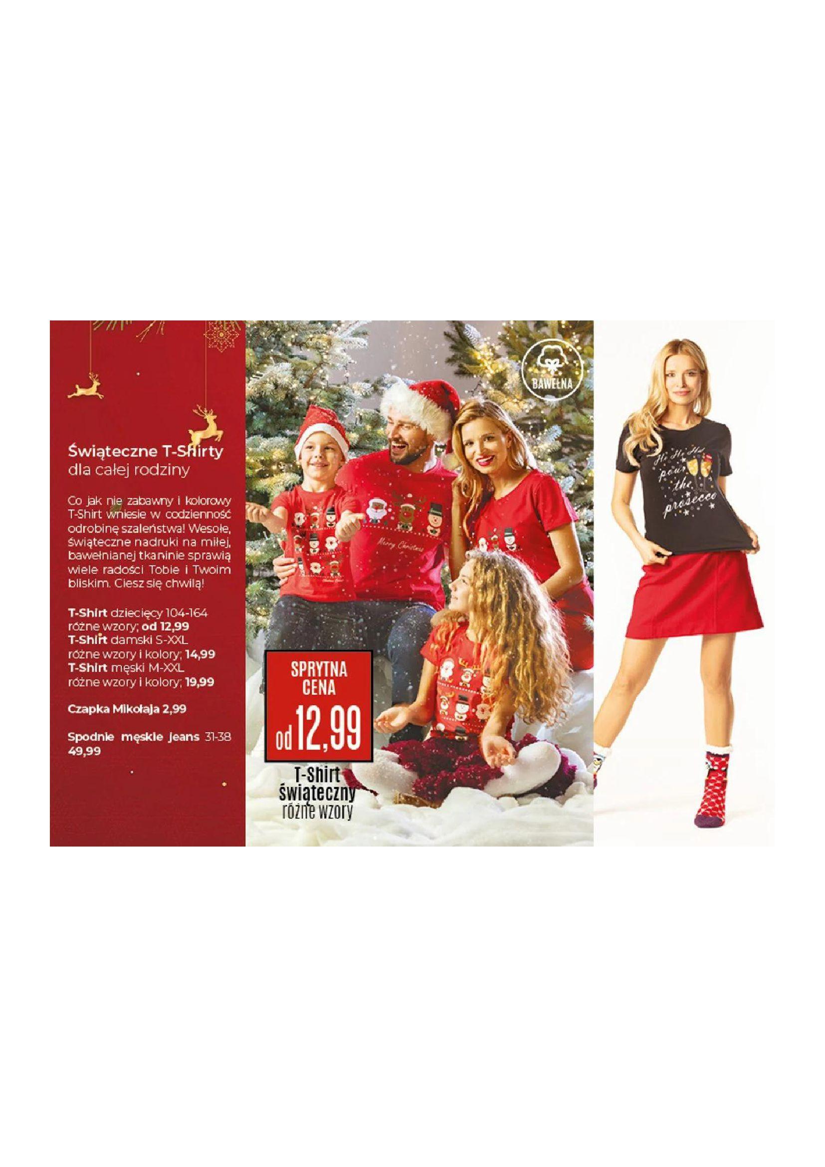 Gazetka TXM textilmarket: Katalog Świąteczny 2020-11-10 page-4
