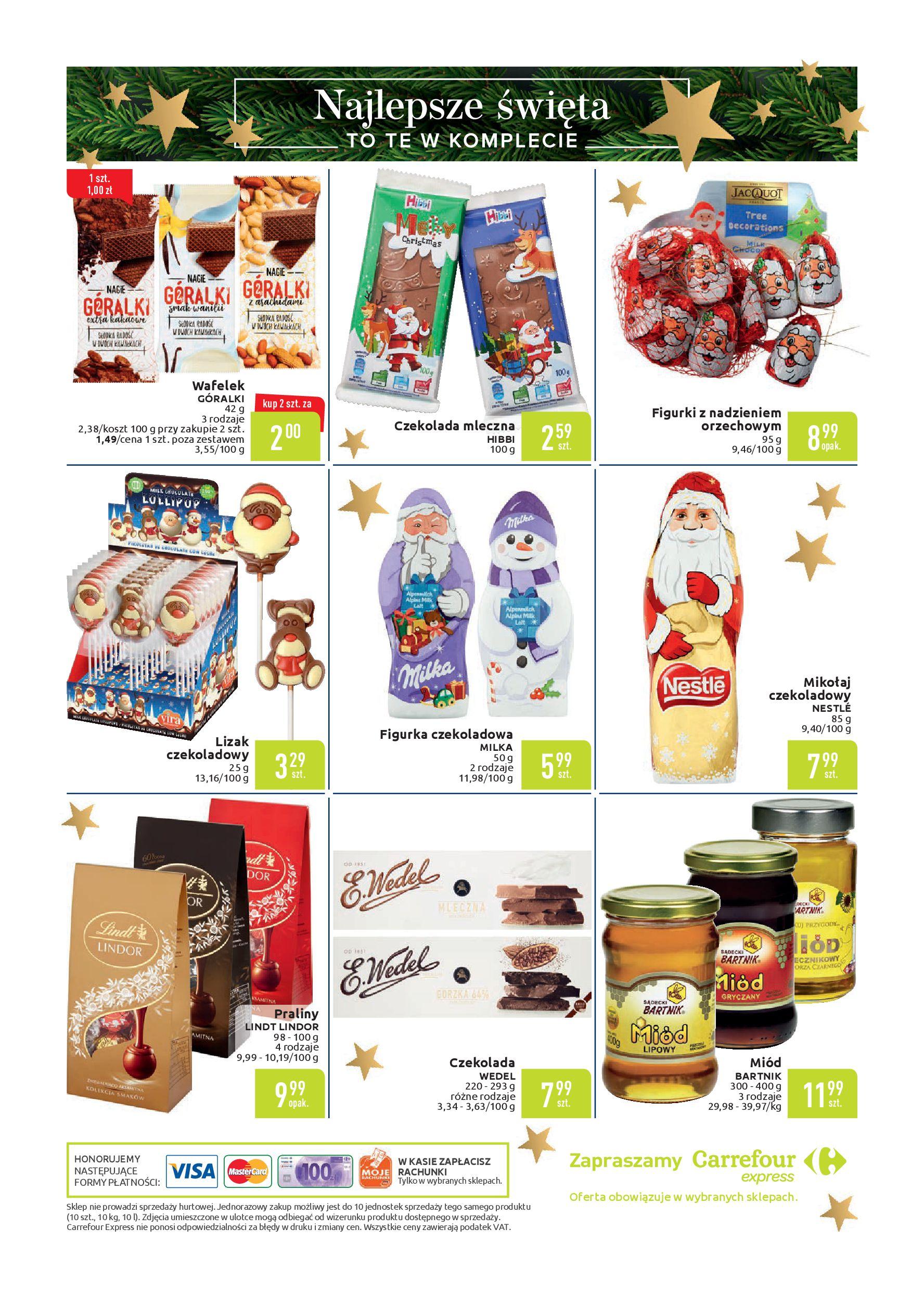 Gazetka Carrefour Express - Oferta handlowa-02.12.2019-09.12.2019-page-6