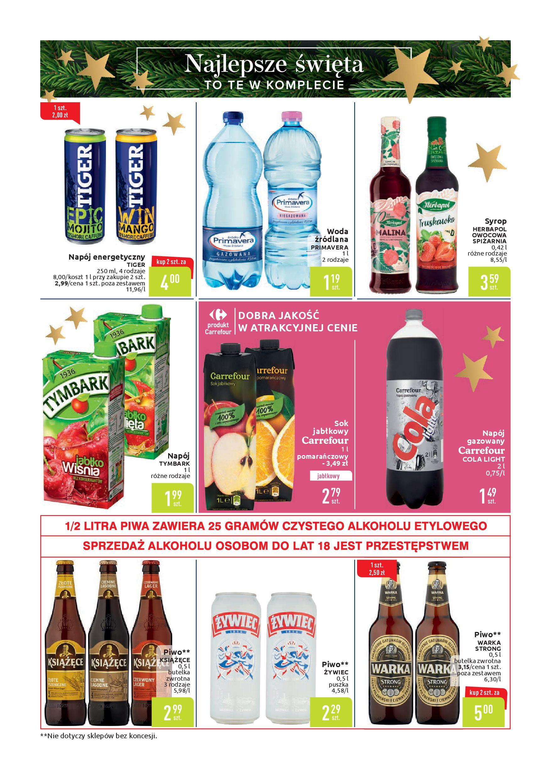 Gazetka Carrefour Express - Oferta handlowa-02.12.2019-09.12.2019-page-4