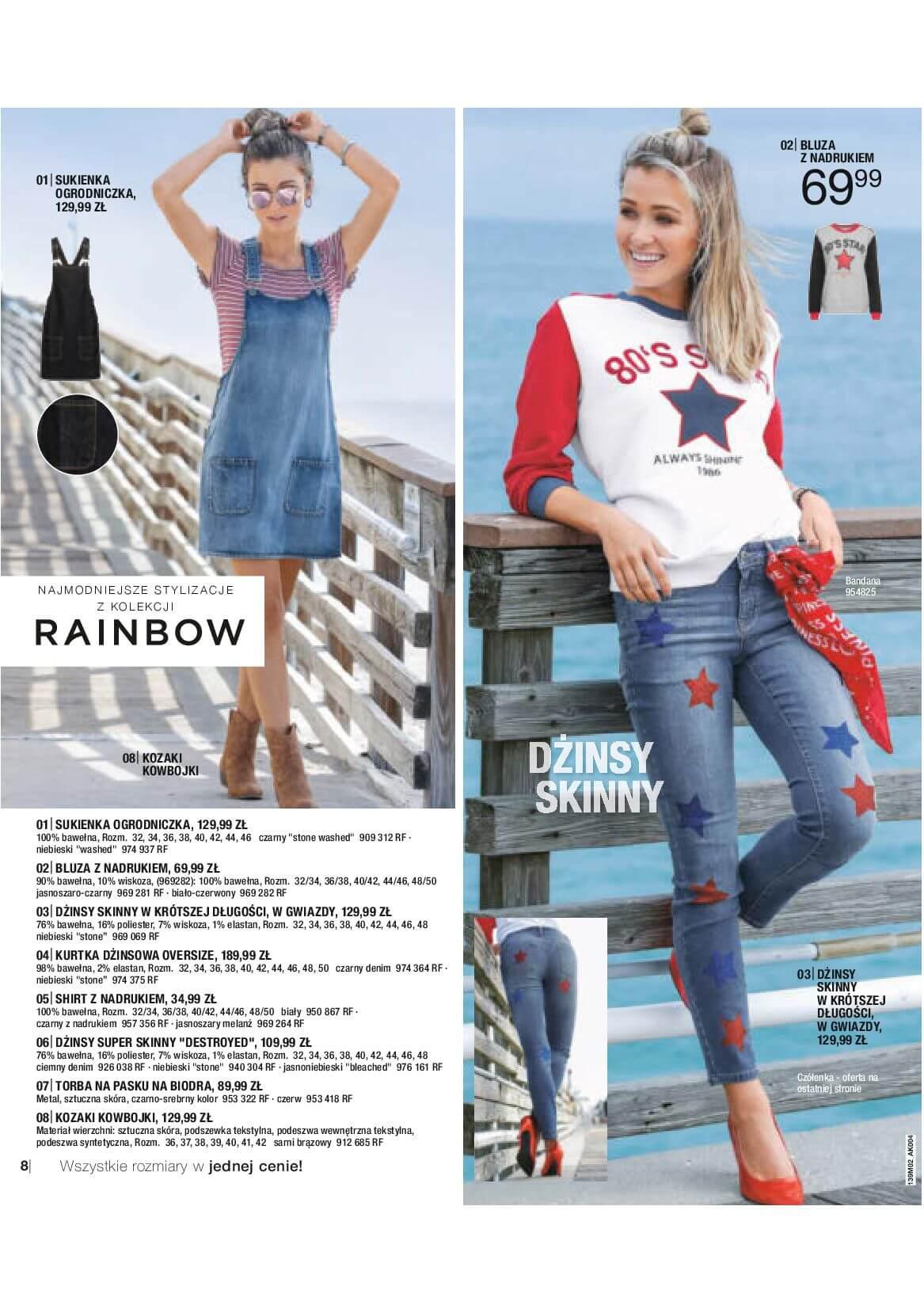 Gazetka Bonprix - Wiosenny jeans-10.03.2019-11.06.2019-page-