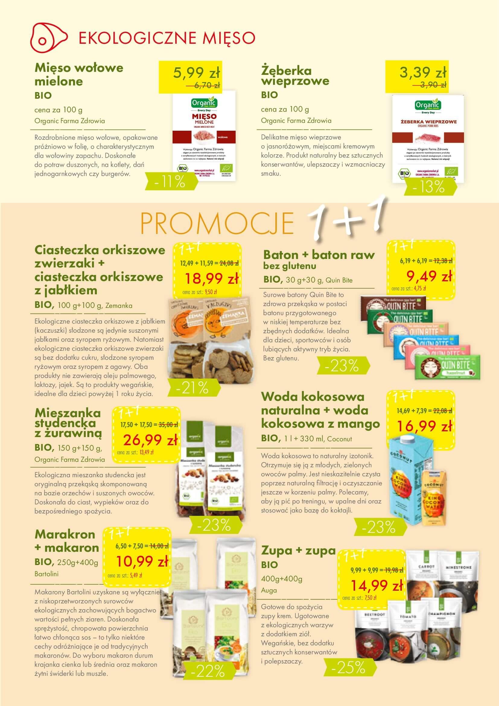 Gazetka Organic Farma Zdrowia - Oferta na artykuły BIO-03.06.2018-30.06.2018-page-