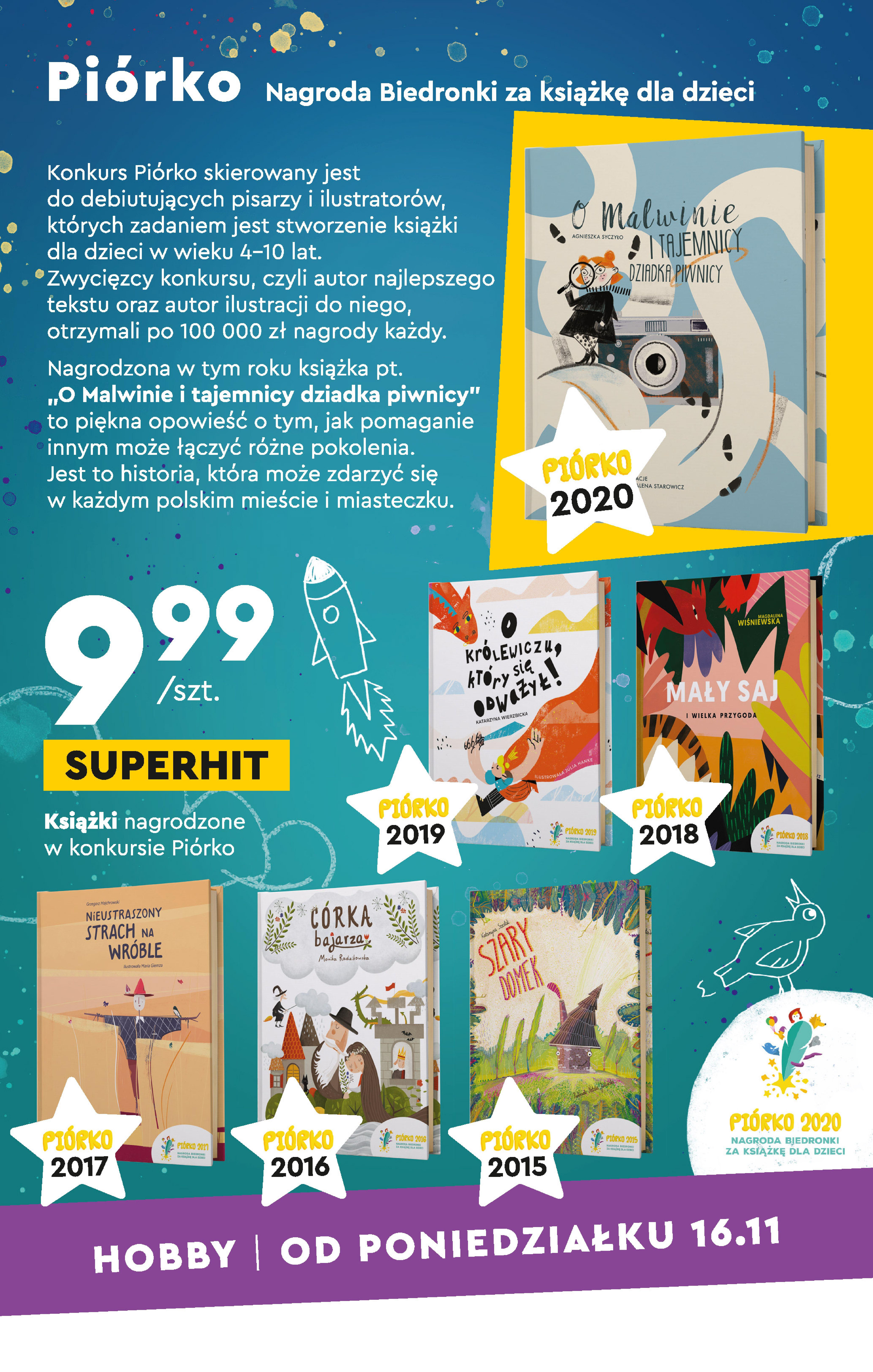 Gazetka Biedronka - Okazje tygodnia od 16.11.-15.11.2020-28.11.2020-page-5