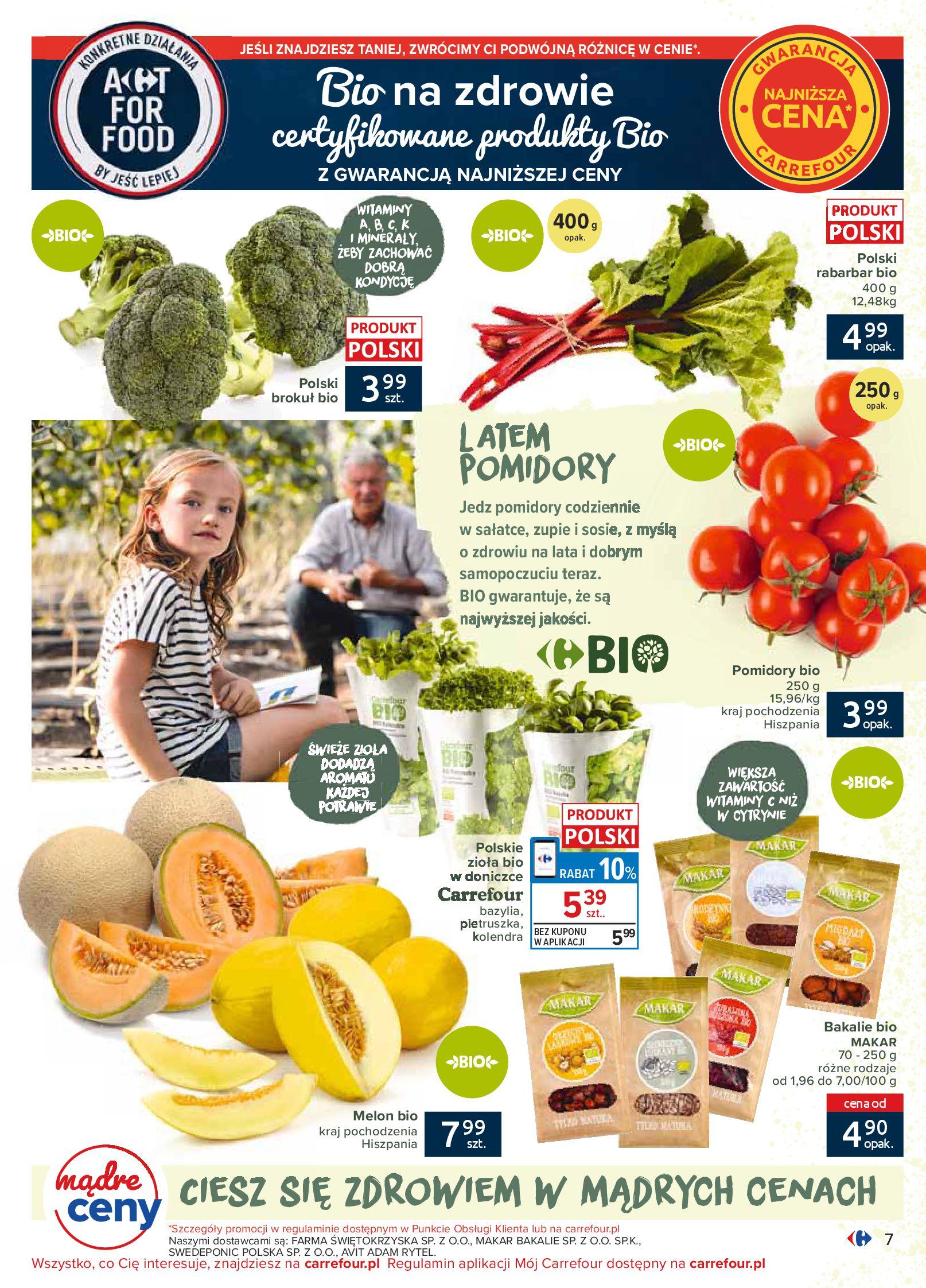 Gazetka Carrefour - Katalog - Możemy jeść mądrze-29.06.2020-18.07.2020-page-7