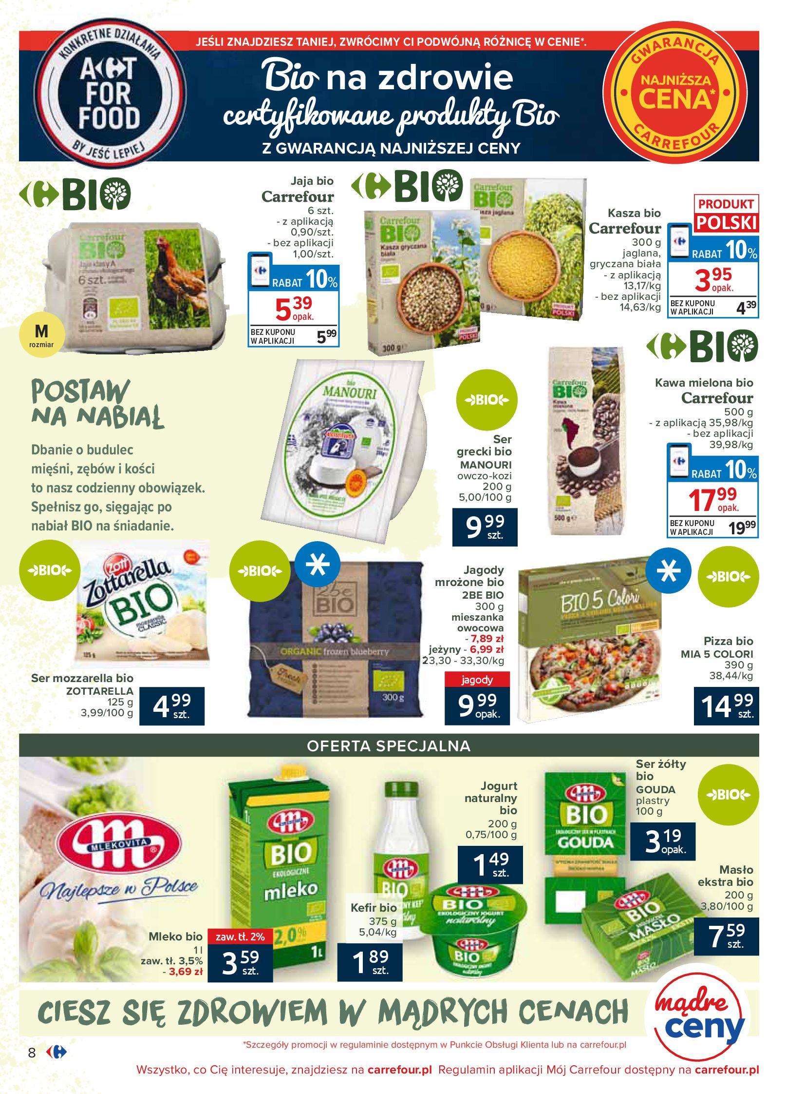 Gazetka Carrefour - Katalog - Możemy jeść mądrze-29.06.2020-18.07.2020-page-8