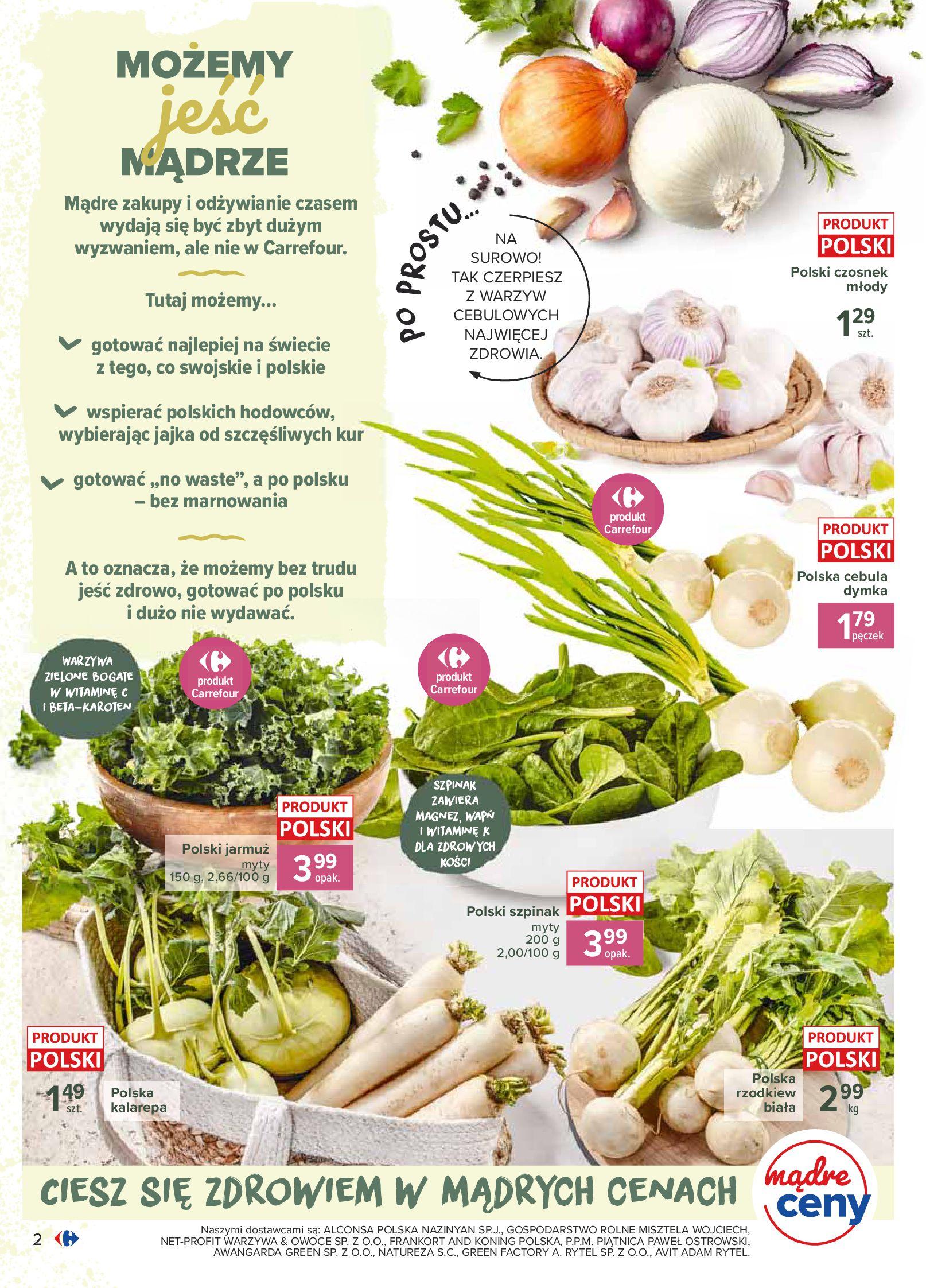 Gazetka Carrefour - Katalog - Możemy jeść mądrze-29.06.2020-18.07.2020-page-2