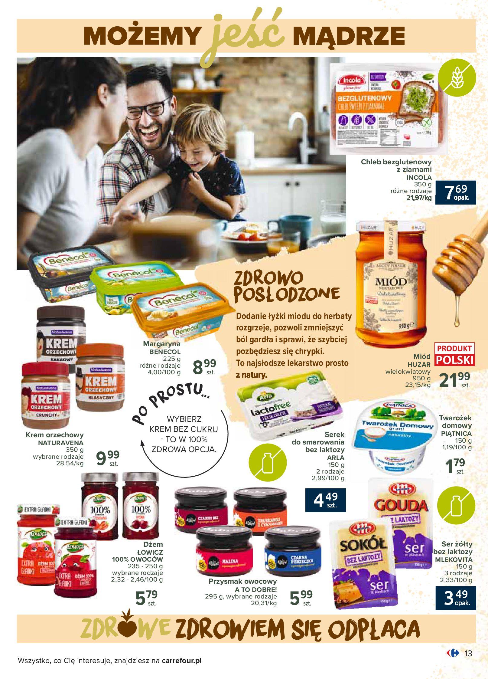 Gazetka Carrefour - Katalog - Możemy jeść mądrze-29.06.2020-18.07.2020-page-13