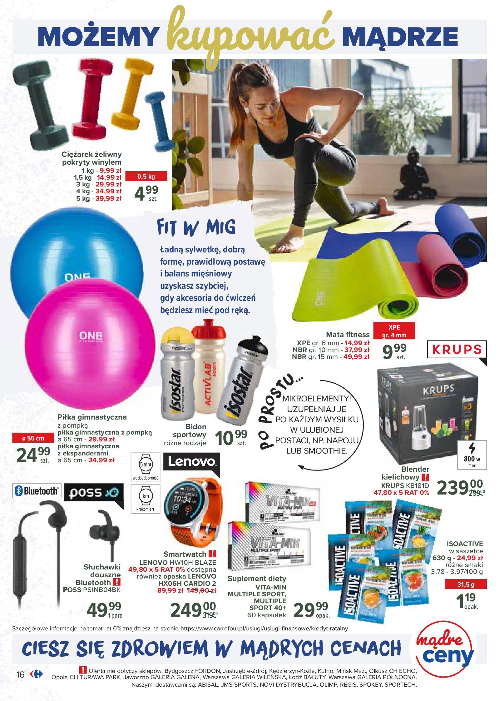 Gazetka Carrefour - Katalog - Możemy jeść mądrze-29.06.2020-18.07.2020-page-16