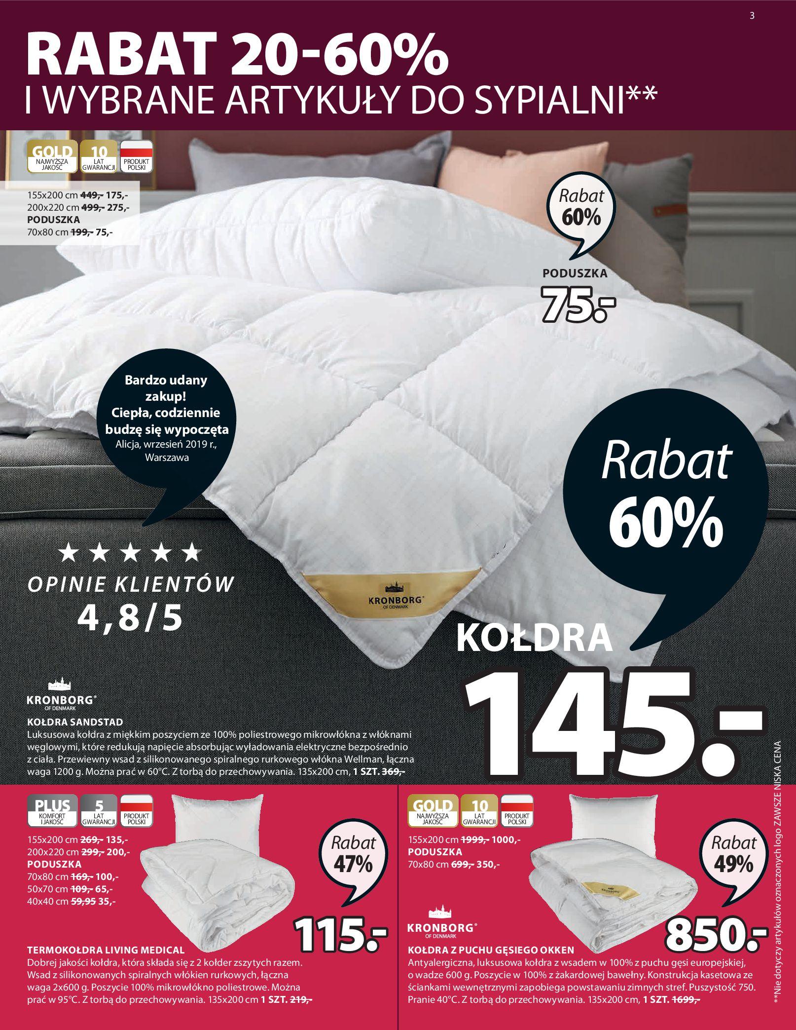 Gazetka Jysk - Oferta tygodnia-12.02.2020-26.02.2020-page-3
