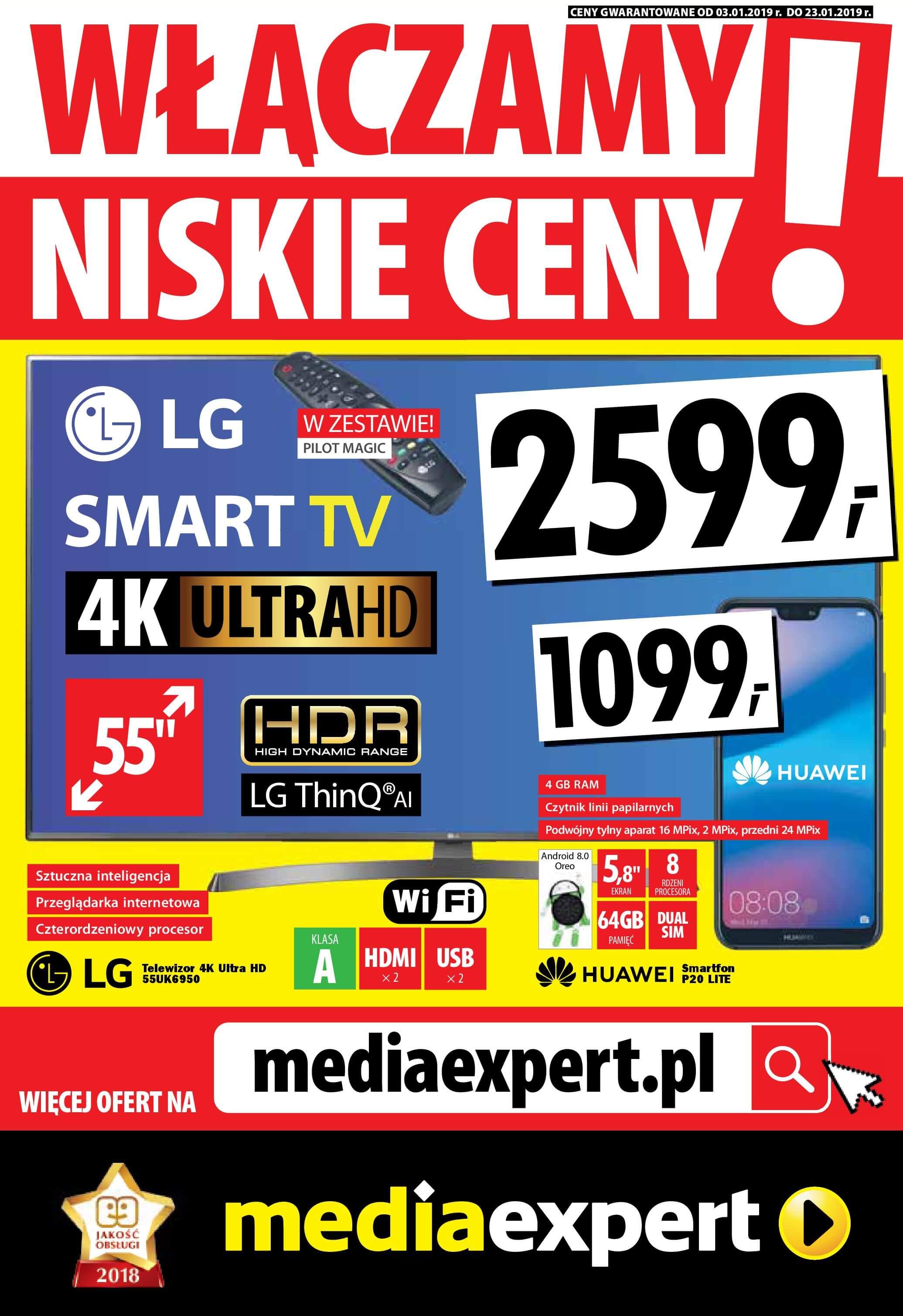 Gazetka Media Expert - Włączamy niskie ceny!-02.01.2019-23.01.2019-page-