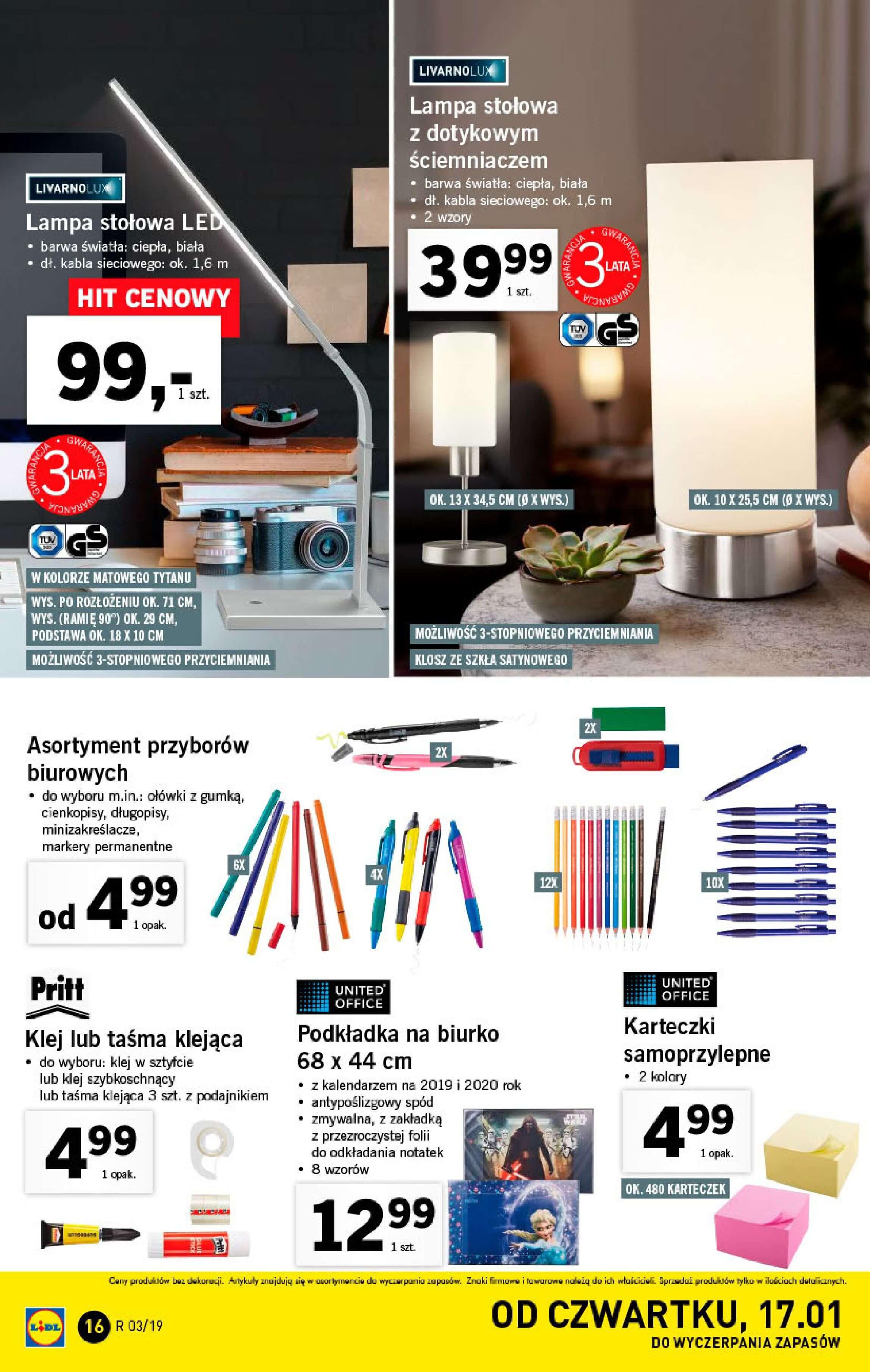 Gazetka Lidl - Katalog-13.01.2019-19.01.2019-page-