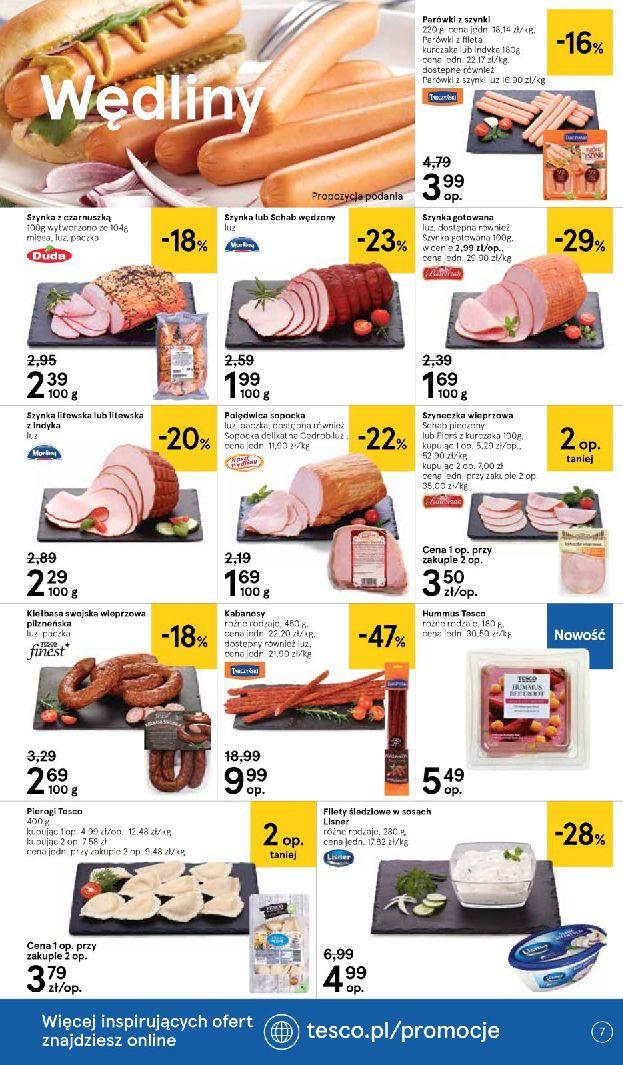 Gazetka Tesco Supermarket - Oferta na art. spożywcze i kosmetyki-10.07.2019-17.07.2019-page-