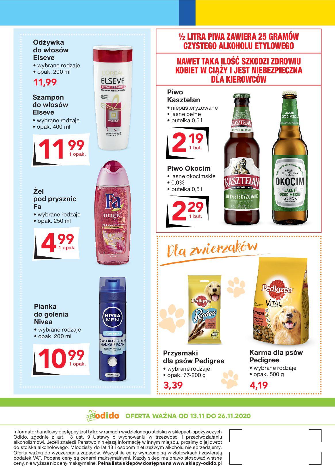 Gazetka Odido - Gazetka promocyjna-12.11.2020-26.11.2020-page-4
