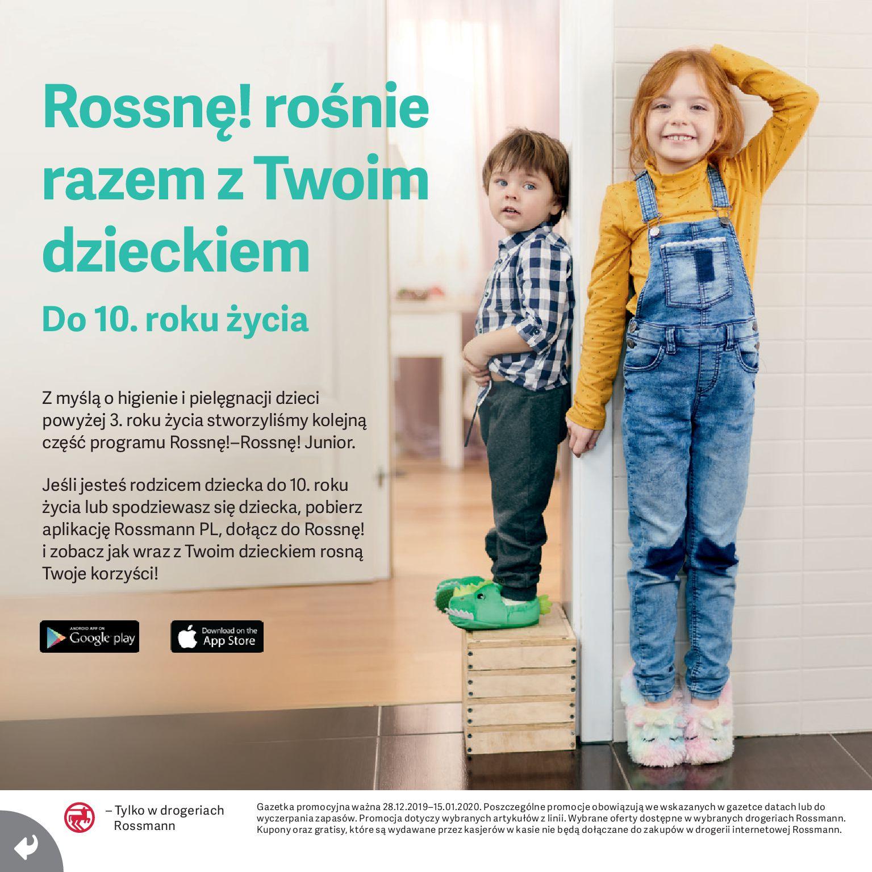 Gazetka Rossmann - Oferta promocyjna-27.12.2019-15.01.2020-page-20