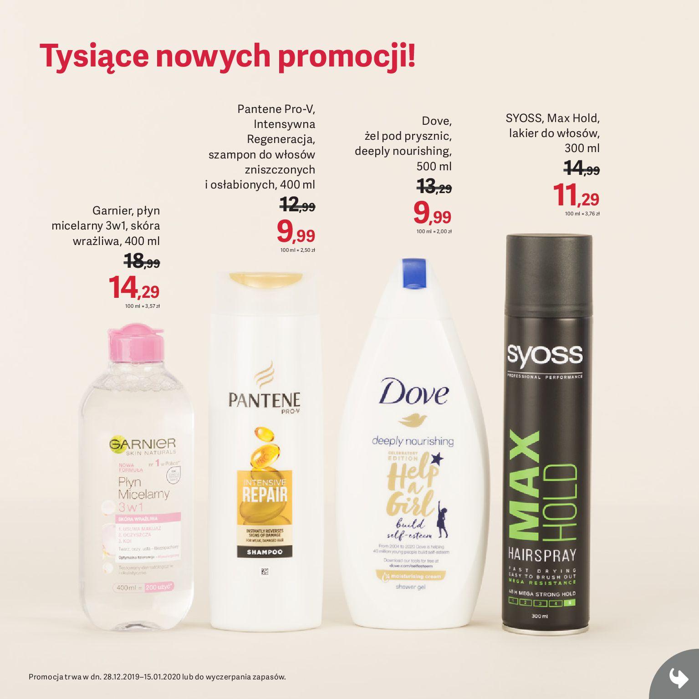 Gazetka Rossmann - Oferta promocyjna-27.12.2019-15.01.2020-page-3