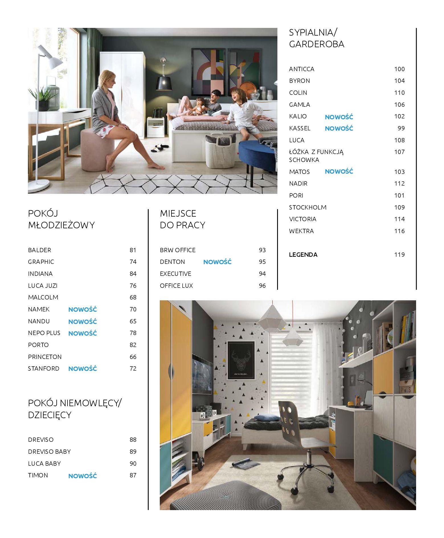 Gazetka Black Red White - Katalog - Rodzinne wnętrza-31.03.2019-31.12.2020-page-5