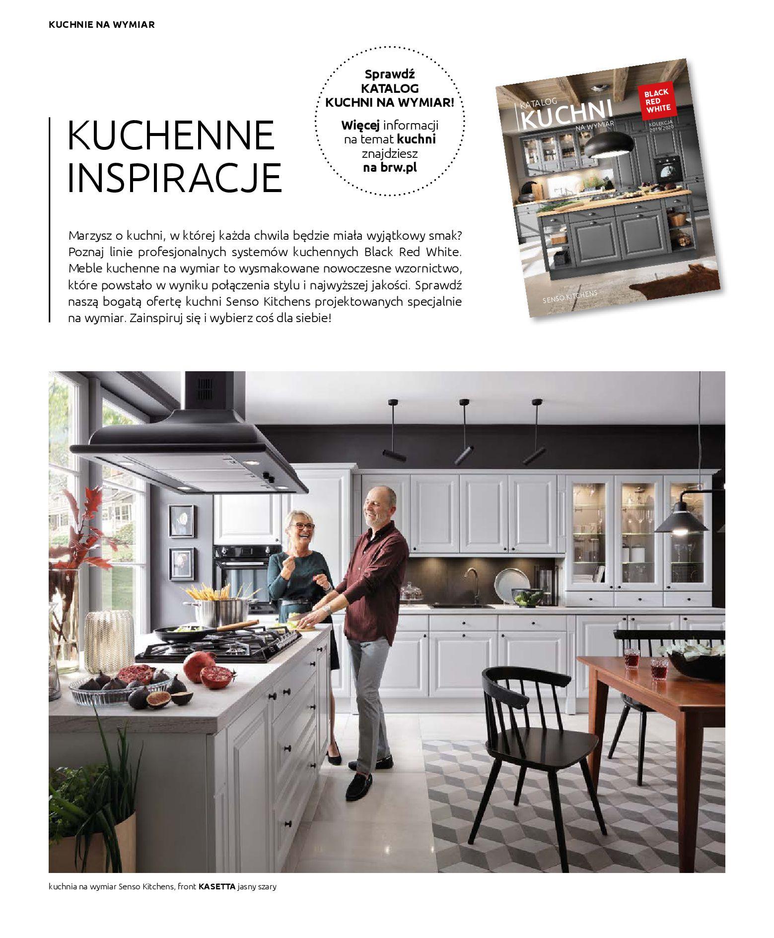 Gazetka Black Red White: Katalog - Rodzinne wnętrza 2019-04-01 page-60