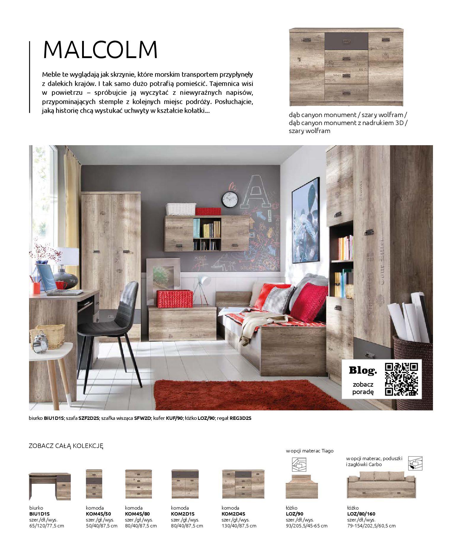Gazetka Black Red White: Katalog - Rodzinne wnętrza 2019-04-01 page-68