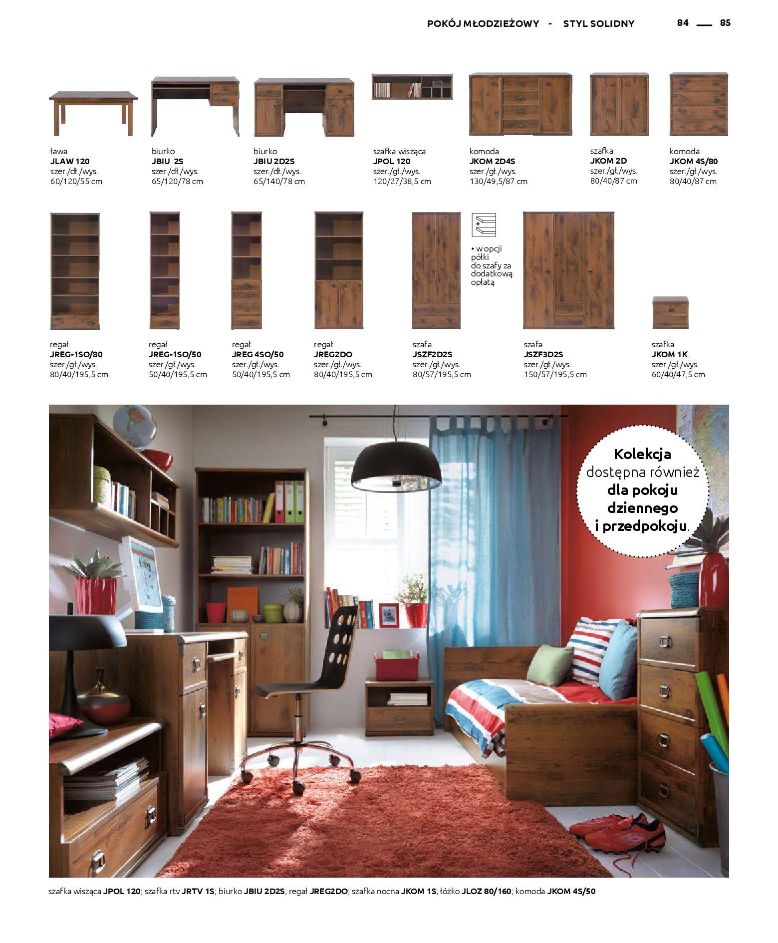 Gazetka Black Red White - Katalog - Rodzinne wnętrza-31.03.2019-31.12.2020-page-85