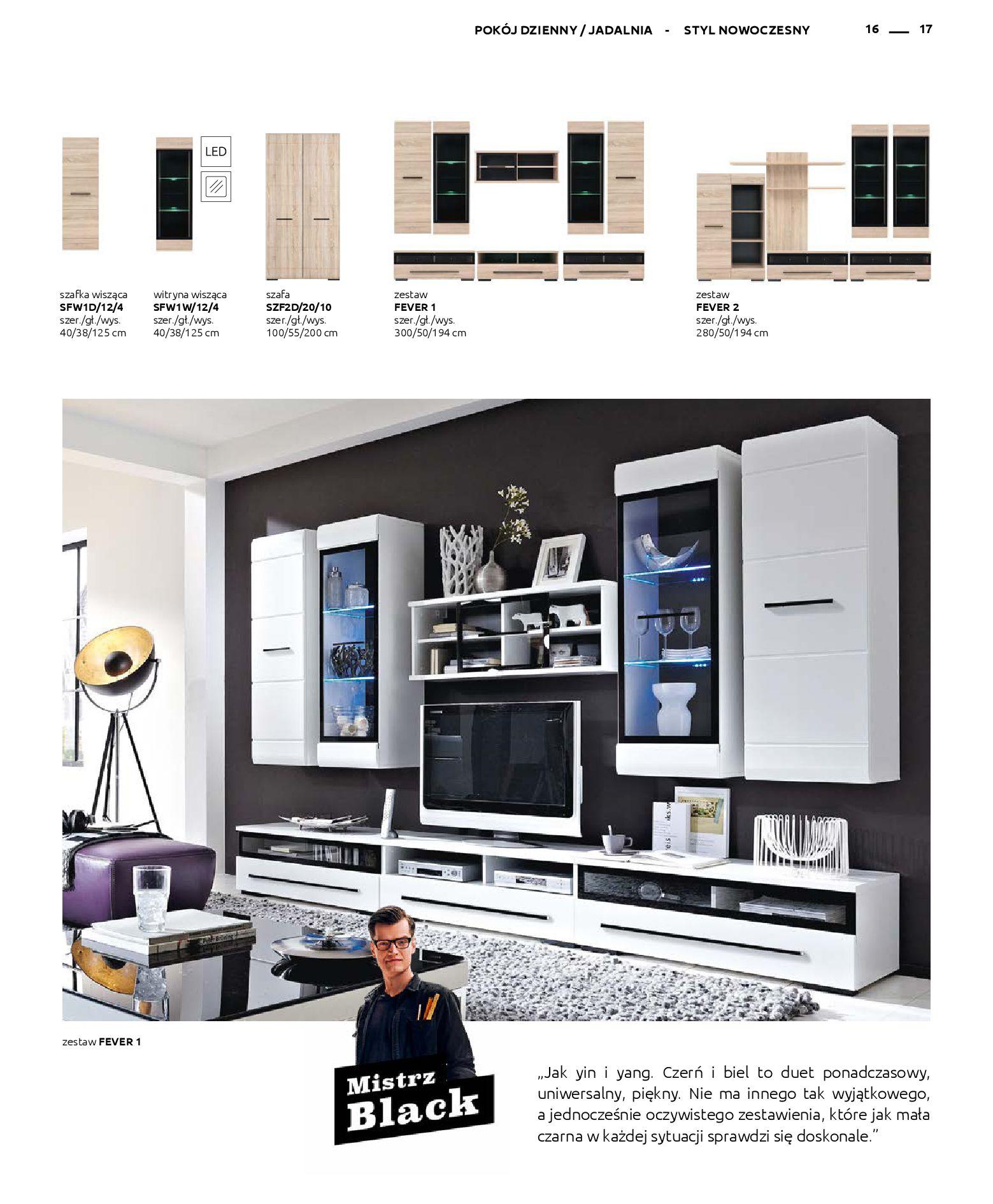 Gazetka Black Red White - Katalog - Rodzinne wnętrza-31.03.2019-31.12.2020-page-17