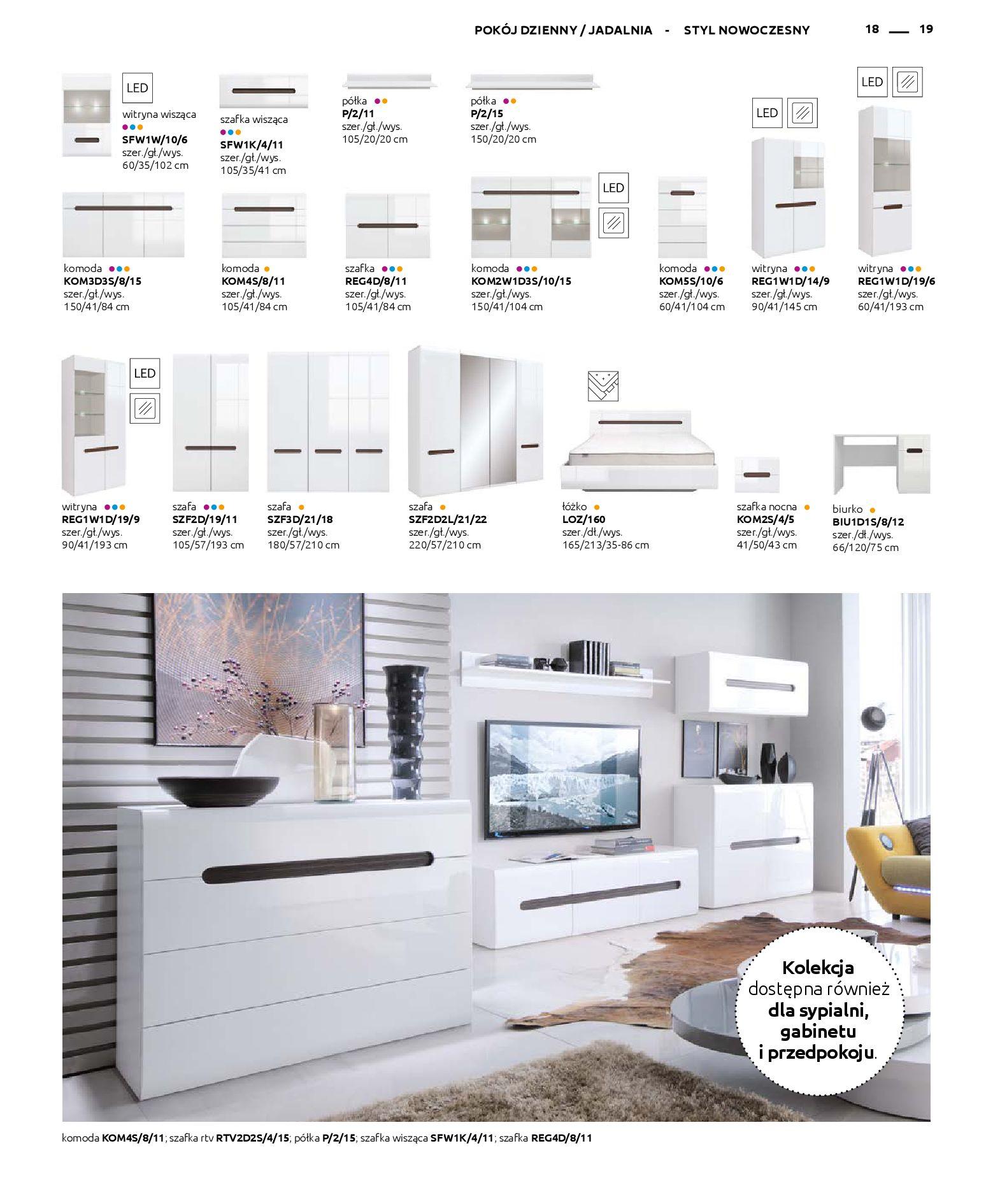 Gazetka Black Red White - Katalog - Rodzinne wnętrza-31.03.2019-31.12.2020-page-19