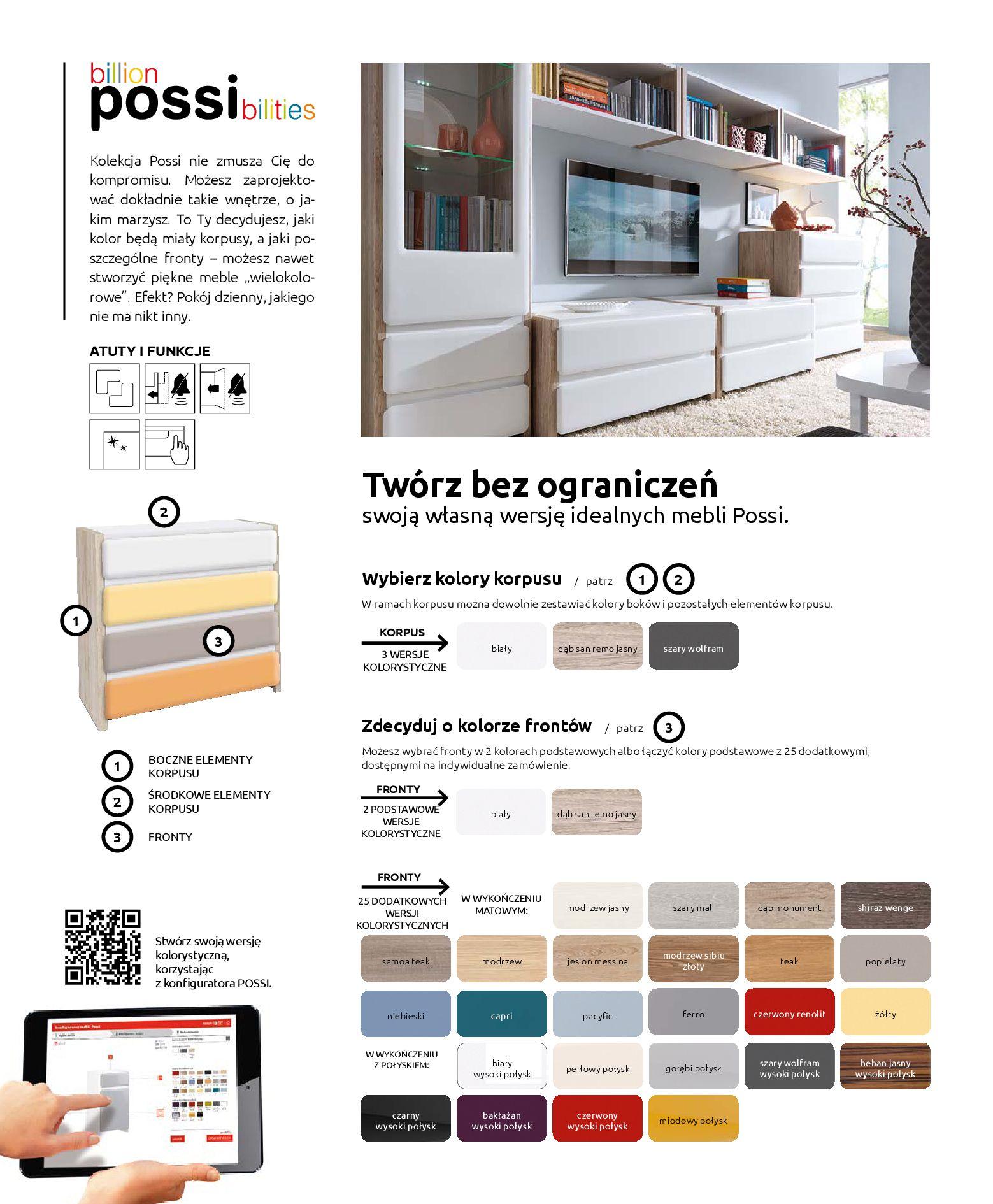 Gazetka Black Red White - Katalog - Rodzinne wnętrza-31.03.2019-31.12.2020-page-24