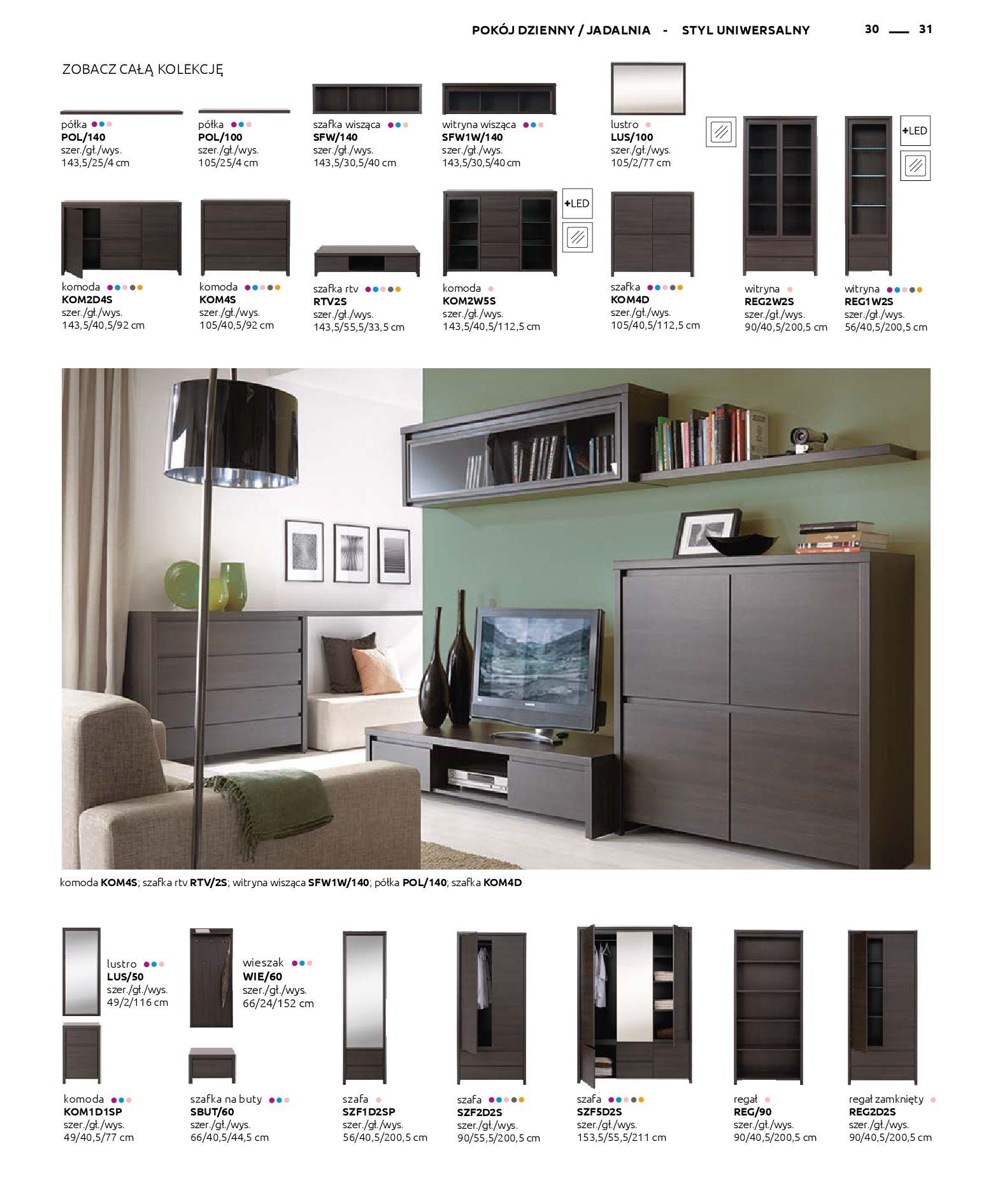 Gazetka Black Red White - Katalog - Rodzinne wnętrza-31.03.2019-31.12.2020-page-31