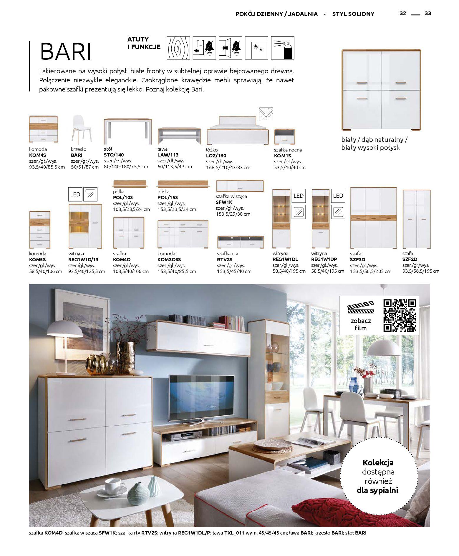Gazetka Black Red White - Katalog - Rodzinne wnętrza-31.03.2019-31.12.2020-page-33